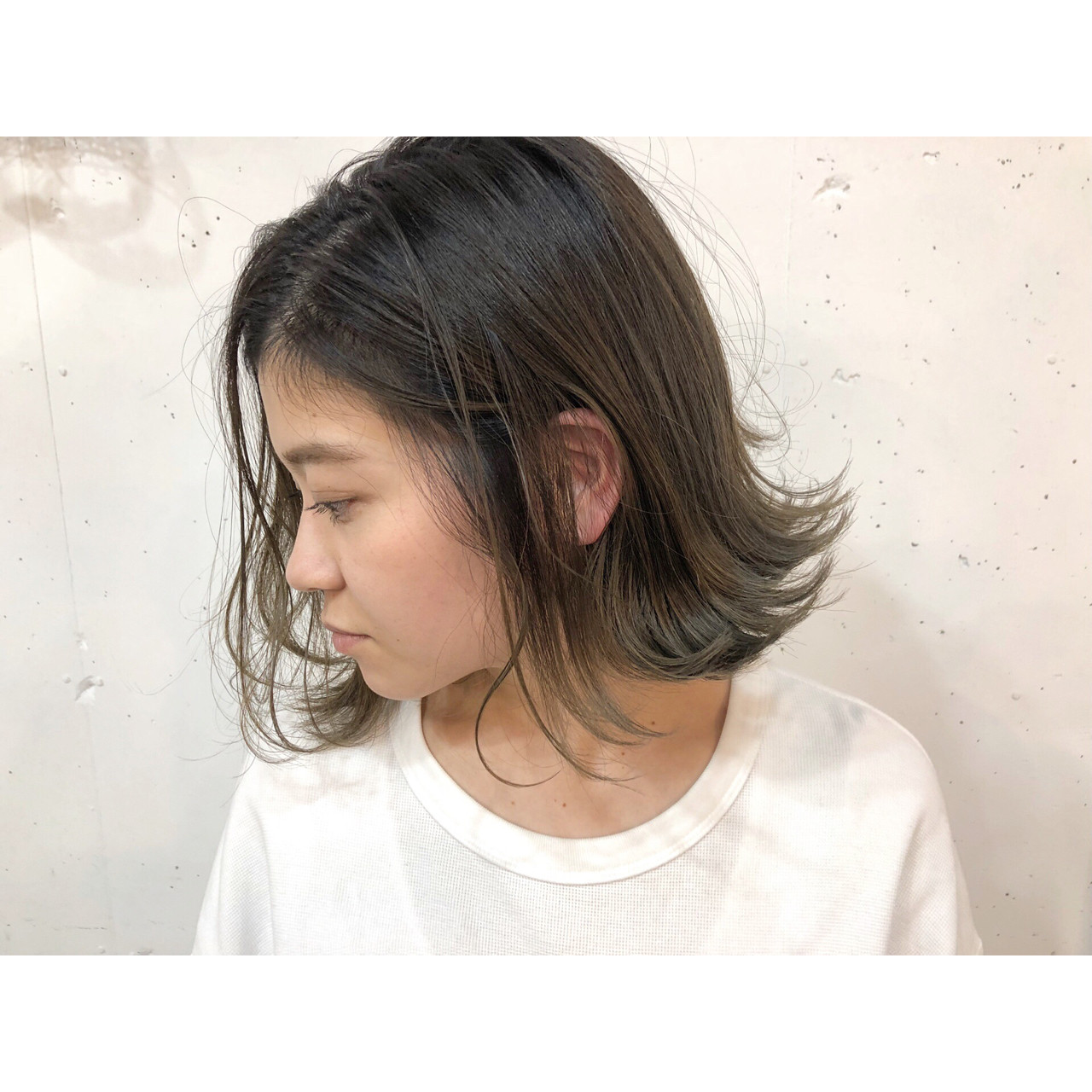 ナチュラル モード ボブ かっこいい ヘアスタイルや髪型の写真・画像