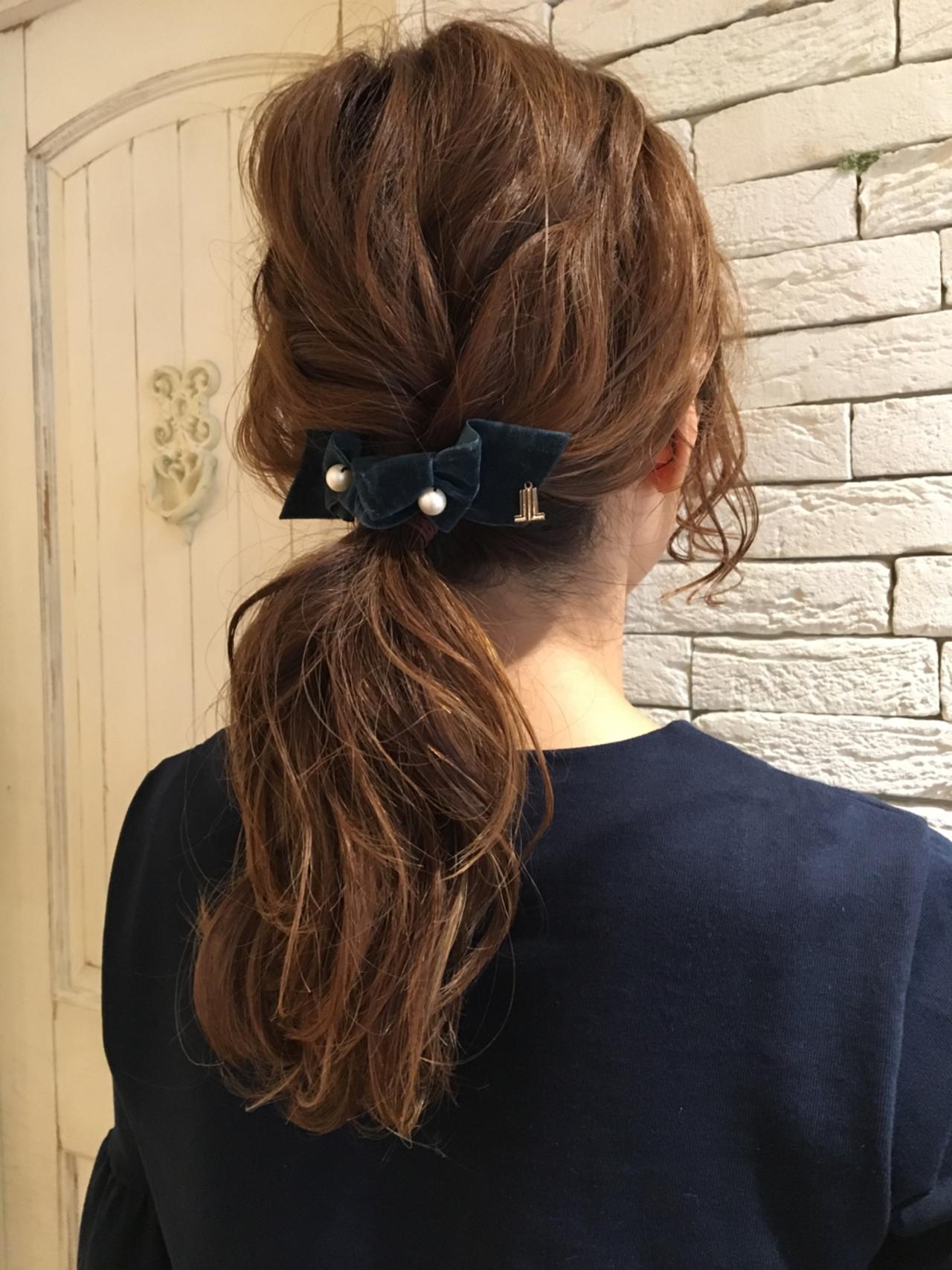 アッシュ セミロング 外国人風 大人女子 ヘアスタイルや髪型の写真・画像 | uchida ayano / enn