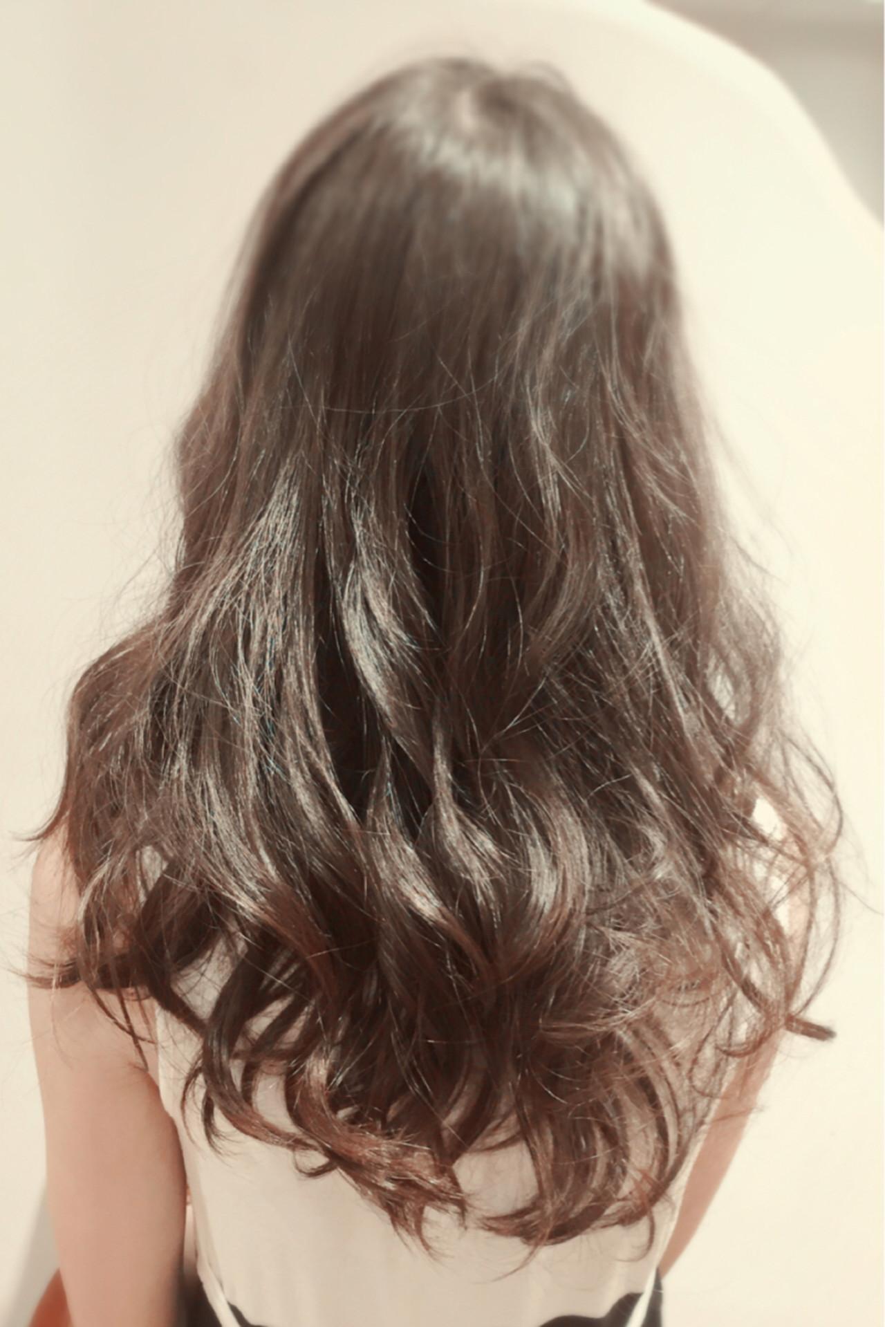 渋谷系 グラデーションカラー 外国人風 ストリート ヘアスタイルや髪型の写真・画像