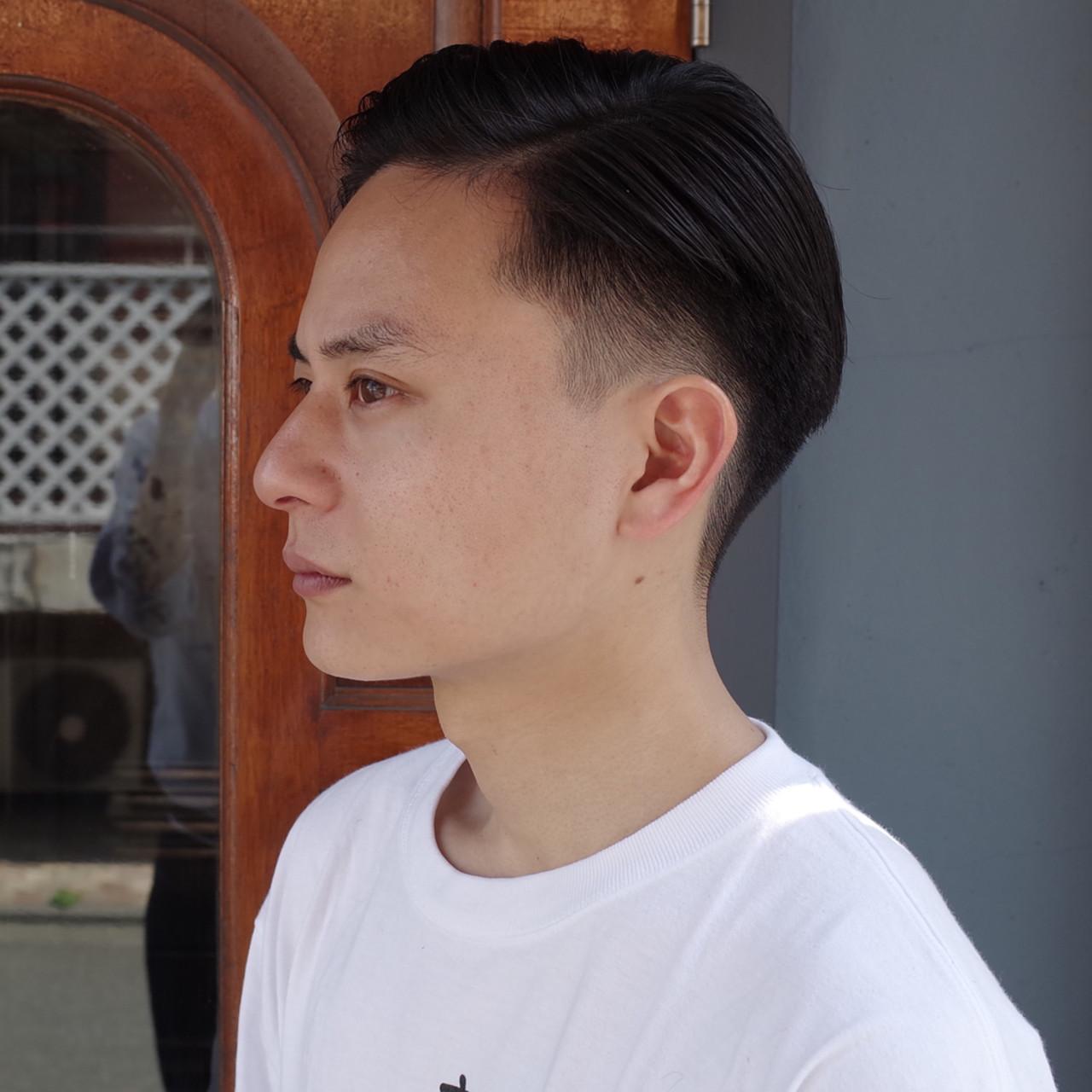 メンズショート ストリート メンズヘア ツーブロック ヘアスタイルや髪型の写真・画像