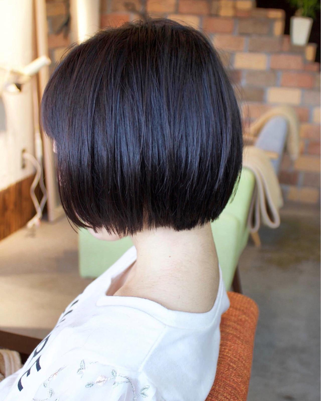 こなれ感 大人女子 ボブ 女子会 ヘアスタイルや髪型の写真・画像