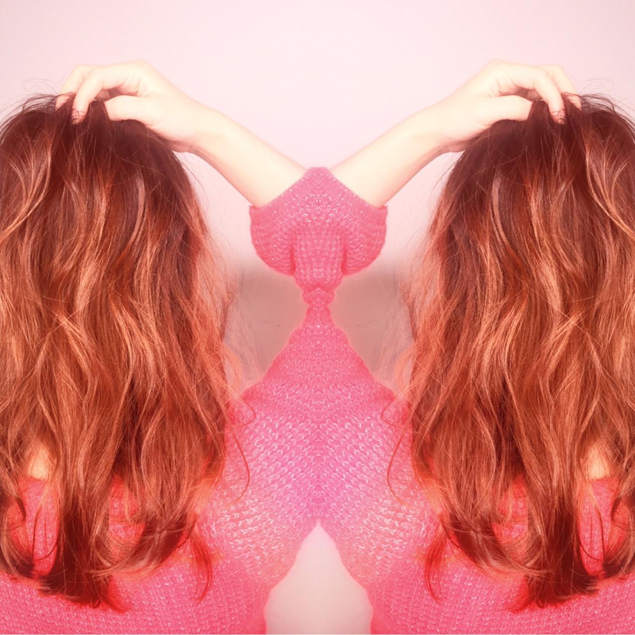 ストリート ハイライト 渋谷系 セミロング ヘアスタイルや髪型の写真・画像 | 筒井 隆由 / Hair salon mode