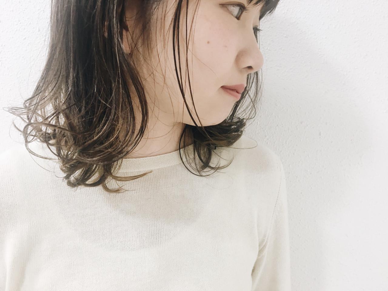 透明感 グレージュ アッシュグレージュ 外国人風カラー ヘアスタイルや髪型の写真・画像   長 賢太郎 / ky-go