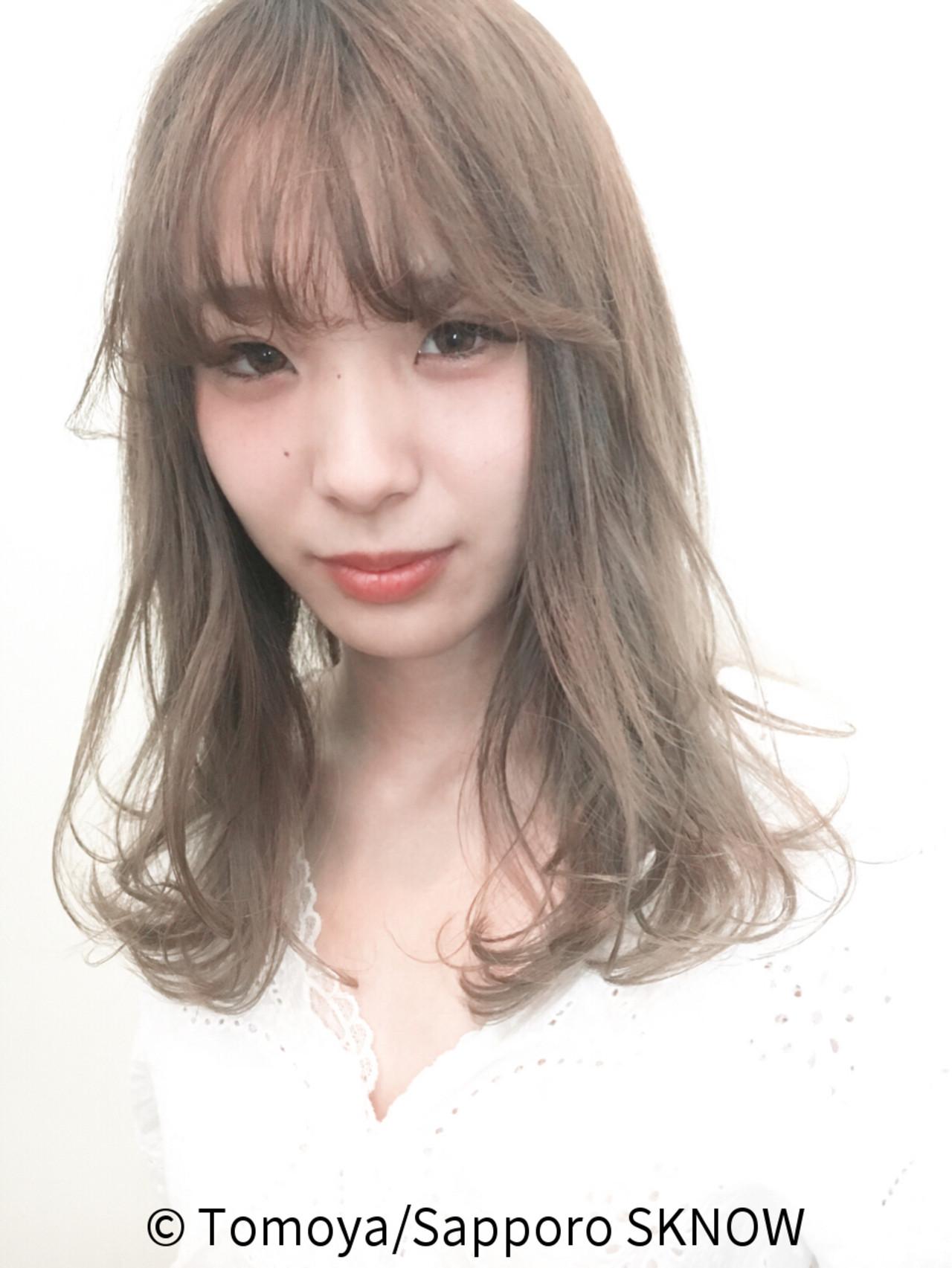 tomoya Tomoya/Sapporo SKNOWさんのヘアスタイルスナップ(ID:291353)