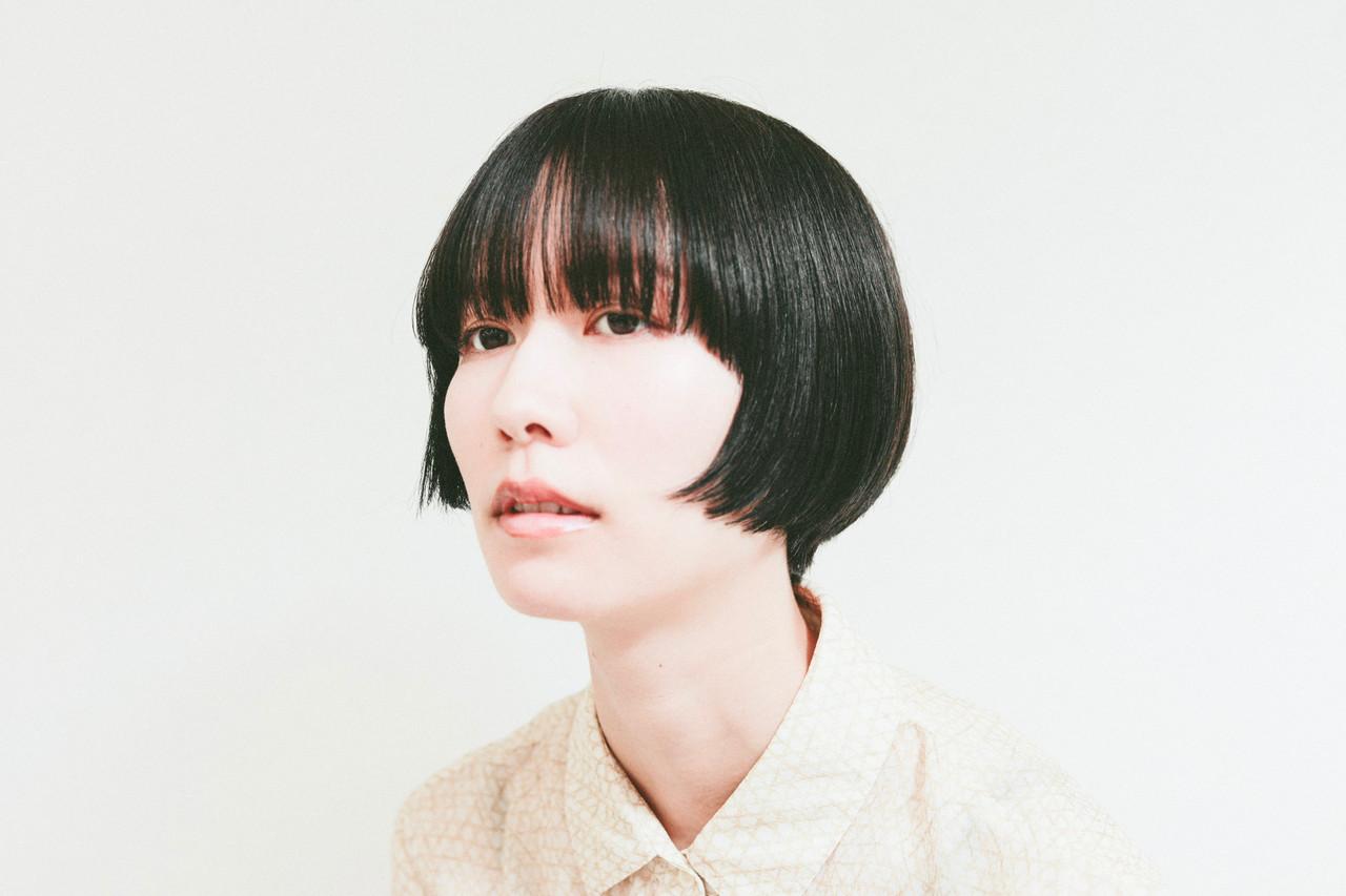 ナチュラル ショートヘア ミニボブ ショートボブ ヘアスタイルや髪型の写真・画像 | 並木 大祐 / Andco