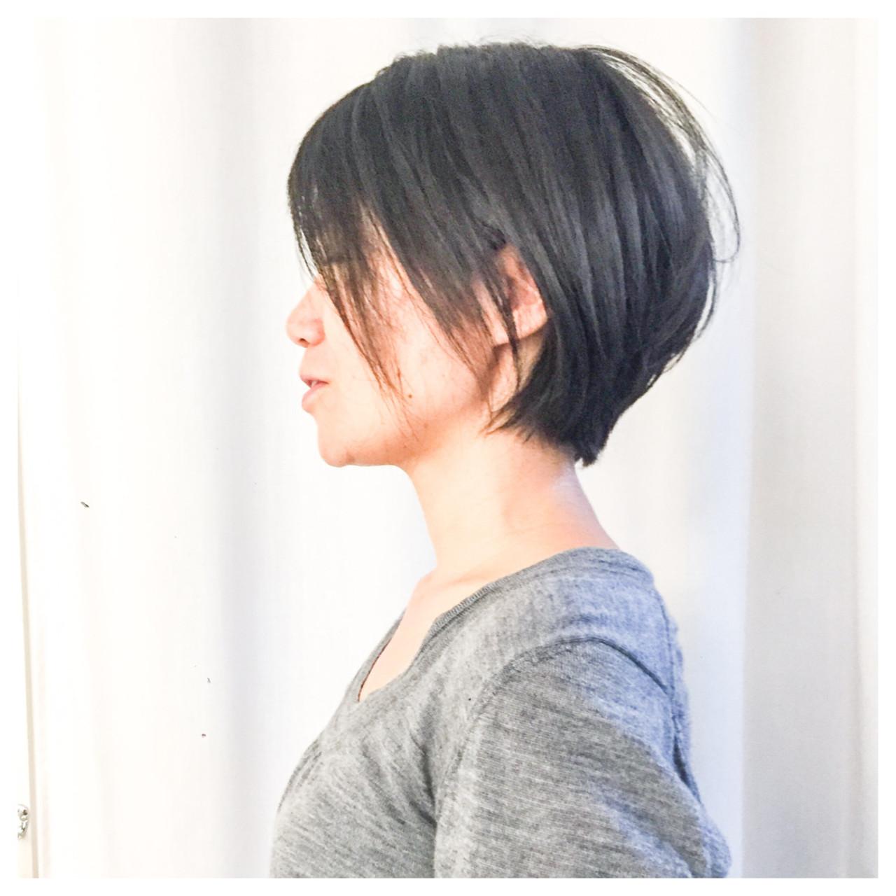 ボブ ラフ ヘアアレンジ 結婚式 ヘアスタイルや髪型の写真・画像   岩城 浩子 / figue hair