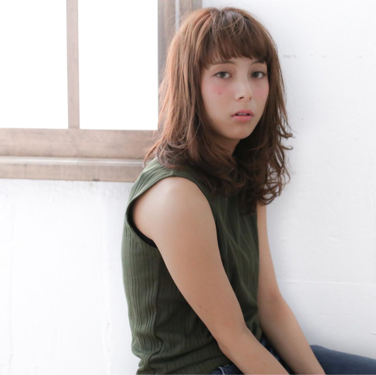 透明感 外国人風カラー アッシュ 無造作 ヘアスタイルや髪型の写真・画像 | 田中 誠二 / ROGUE NAMIKI