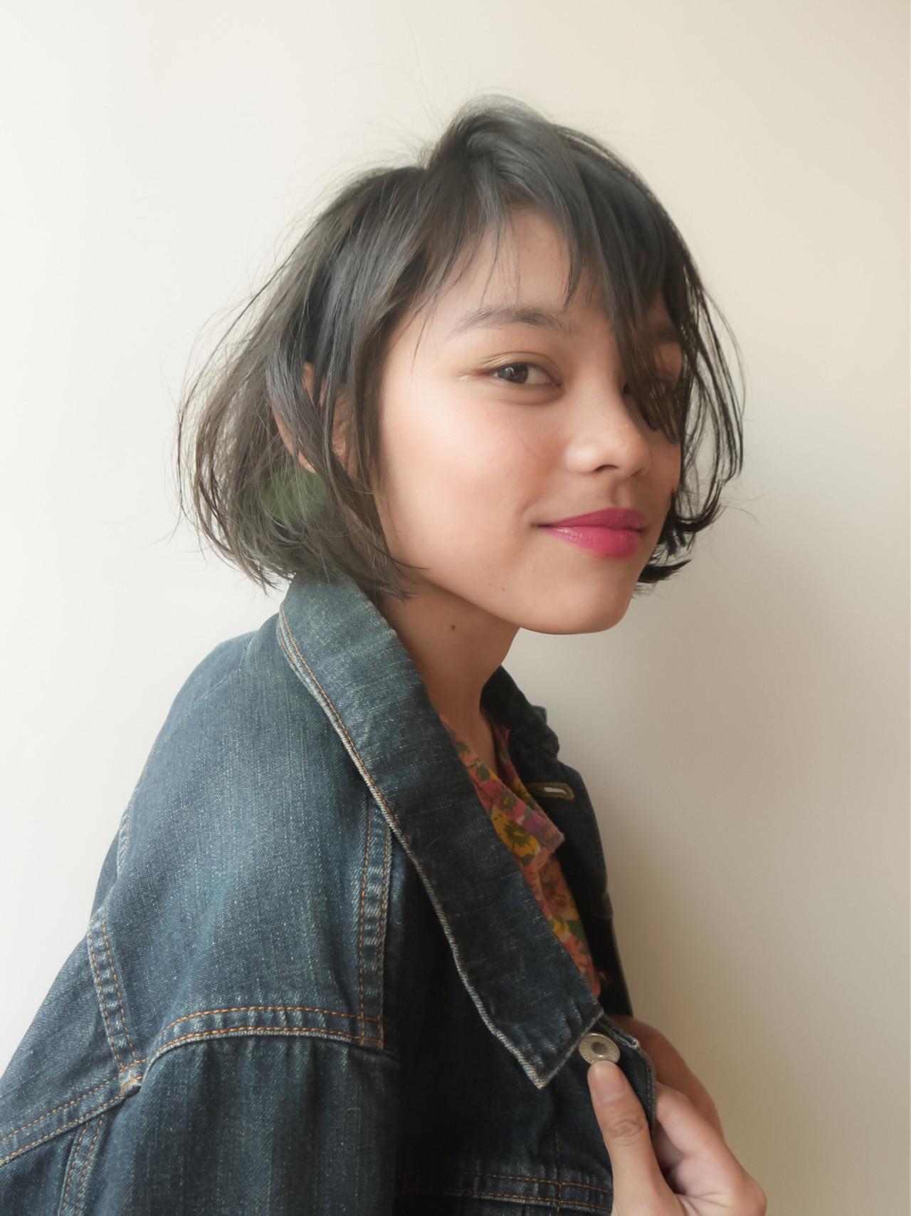 ゆるふわ モテ髪 ナチュラル 秋 ヘアスタイルや髪型の写真・画像