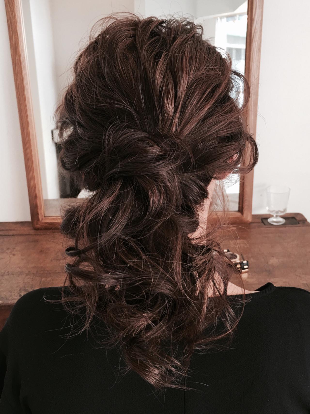 オフィス 上品 大人かわいい デート ヘアスタイルや髪型の写真・画像 | 北川友理 / unsung