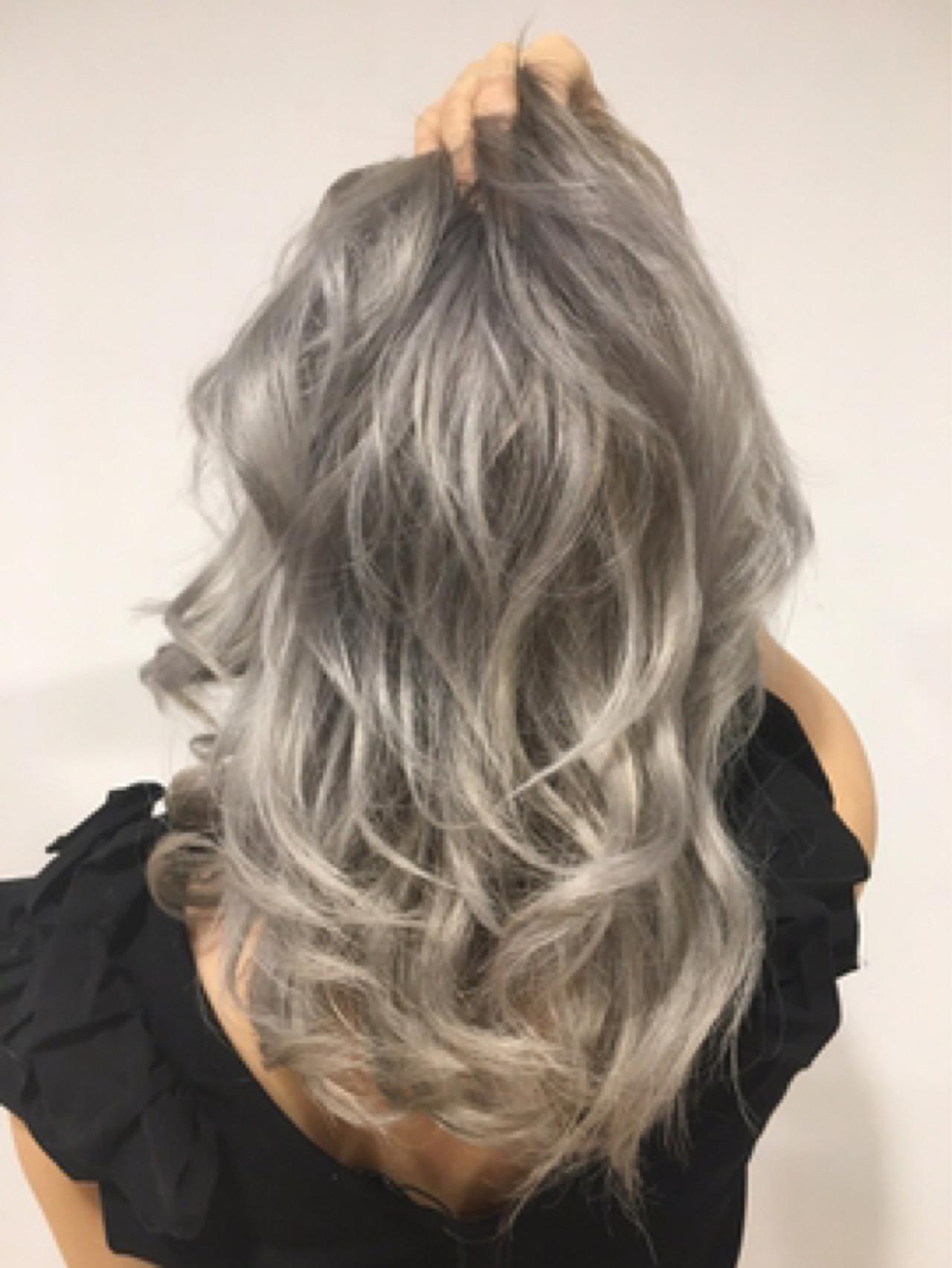 イルミナカラー 3Dカラー ストリート グレージュ ヘアスタイルや髪型の写真・画像 | Youhei Tase / STILL hair,spa&eyelash ルトロワ