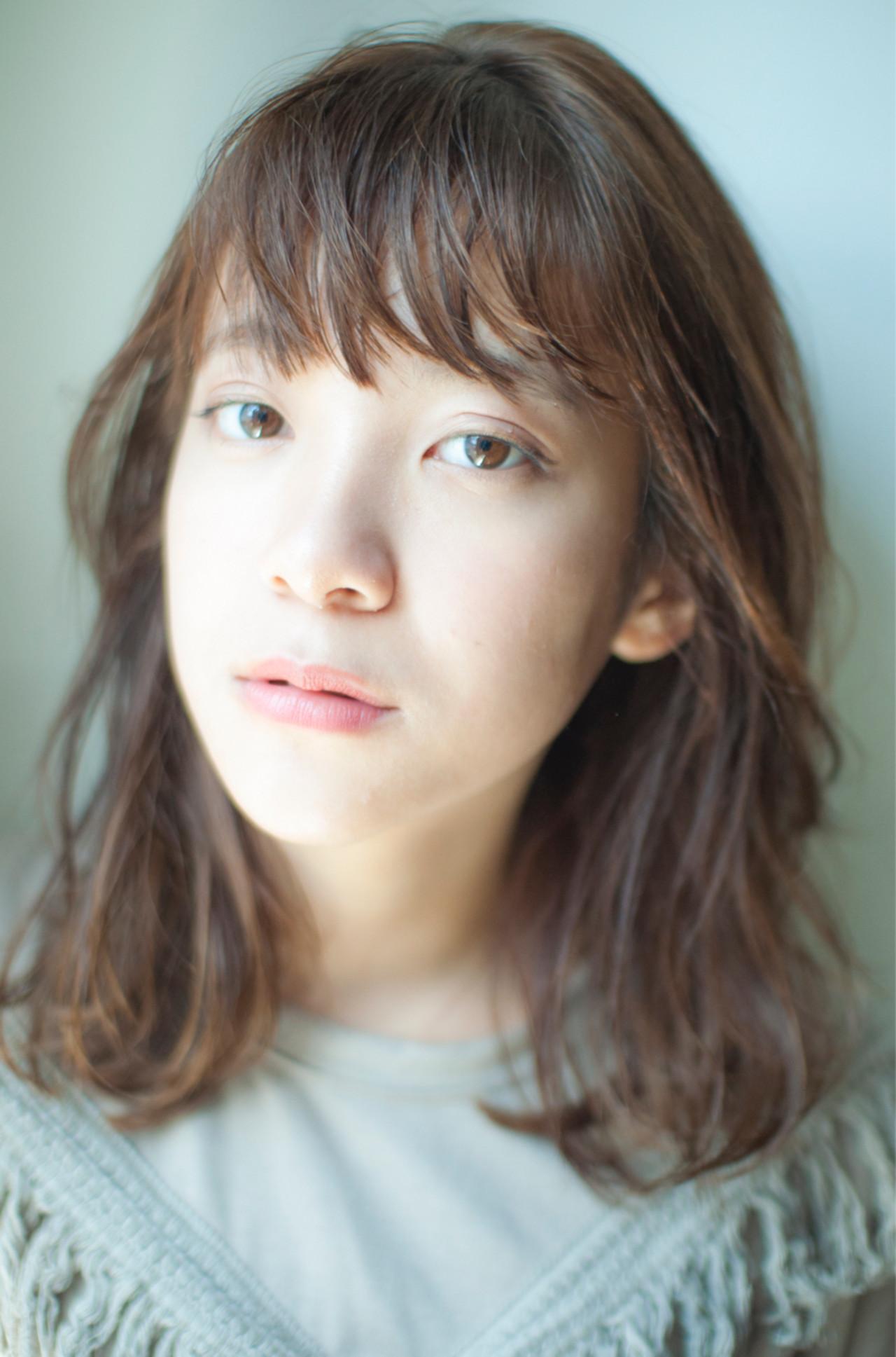 ミディアム ストリート 抜け感 ゆるふわ ヘアスタイルや髪型の写真・画像 | 力石サトシ HOMIE Tokyo /   HOMIE TOKYO