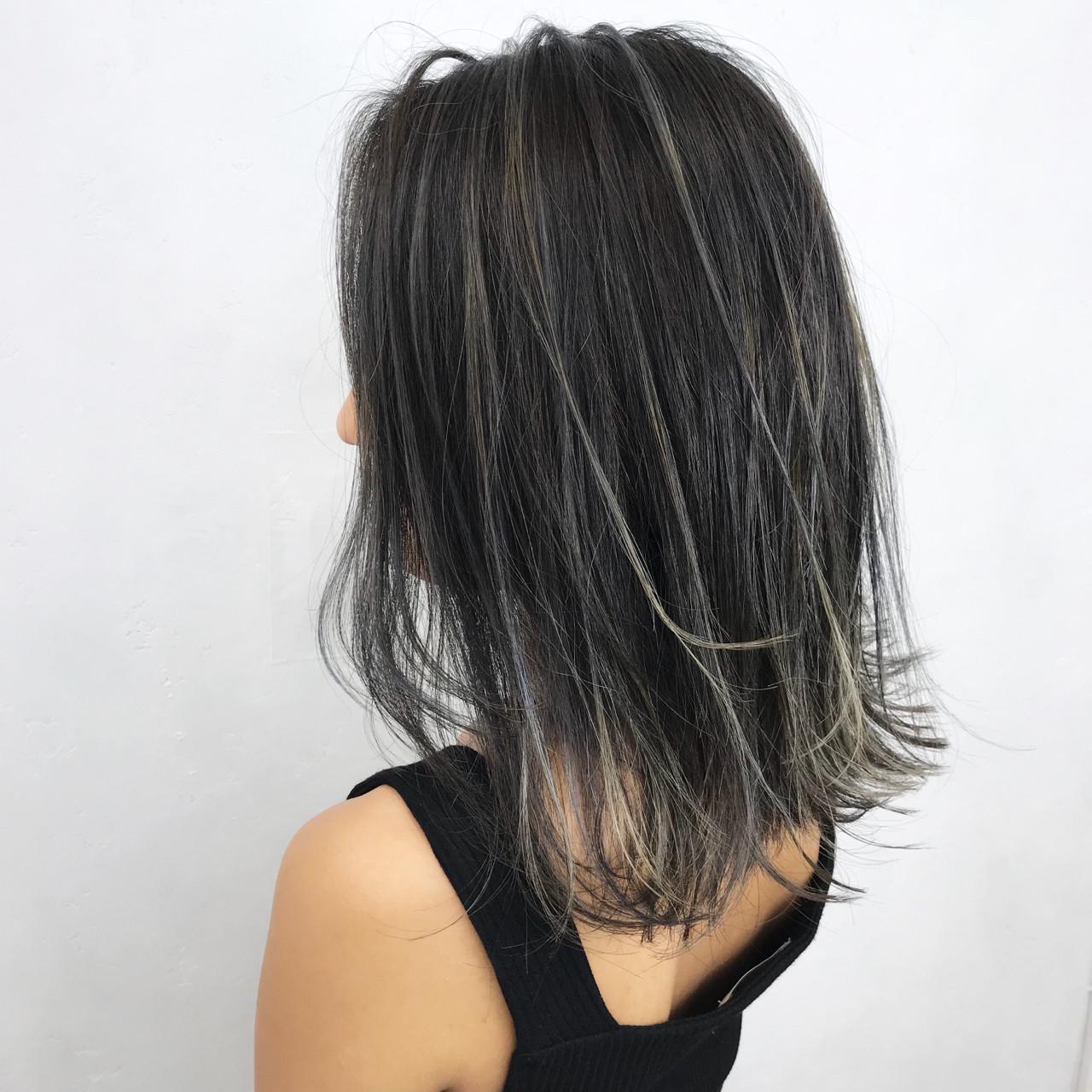 外国人風 女子力 ストリート 透明感 ヘアスタイルや髪型の写真・画像 | クロサワ / LUFE byKENJE