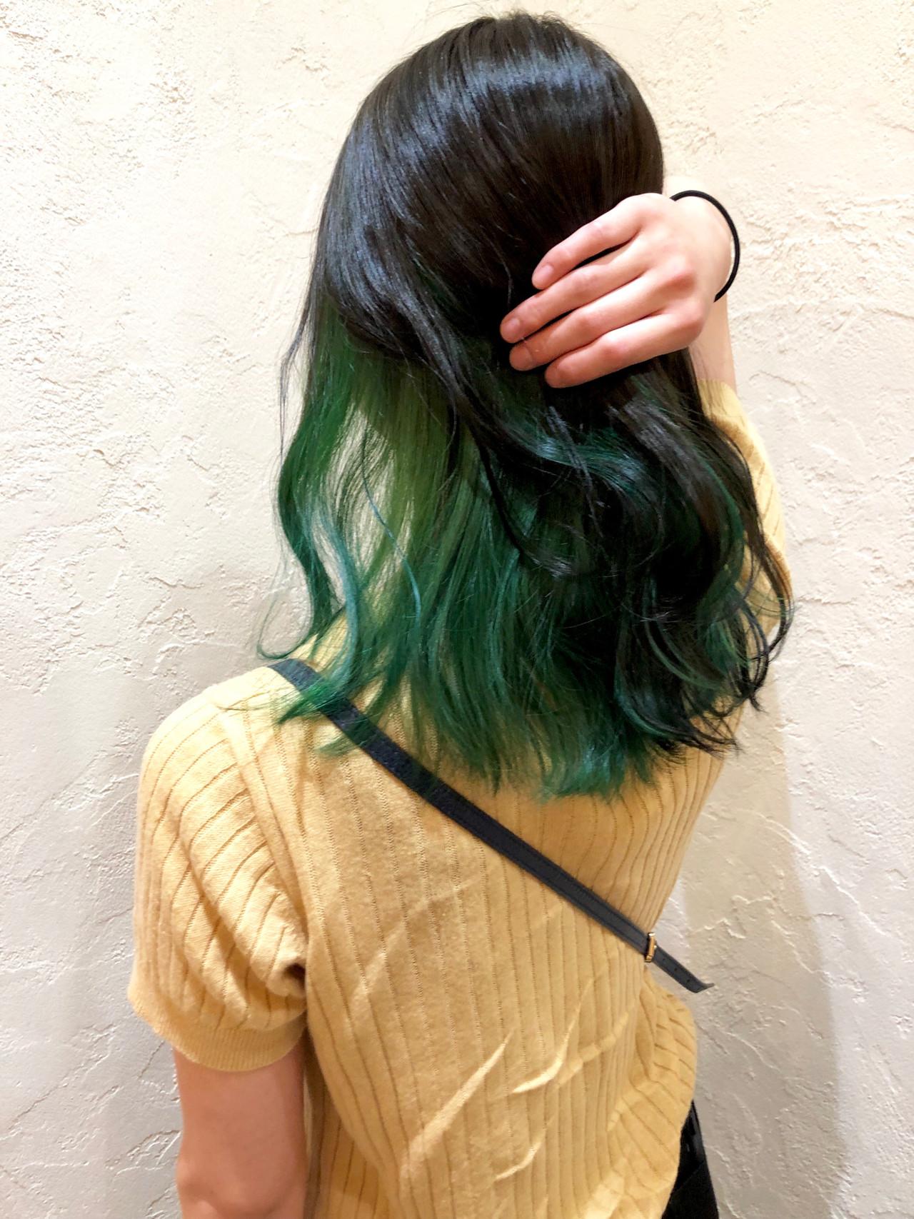 ナチュラル セミロング ヘアスタイルや髪型の写真・画像 | キノシタ ナオユキ / shelly