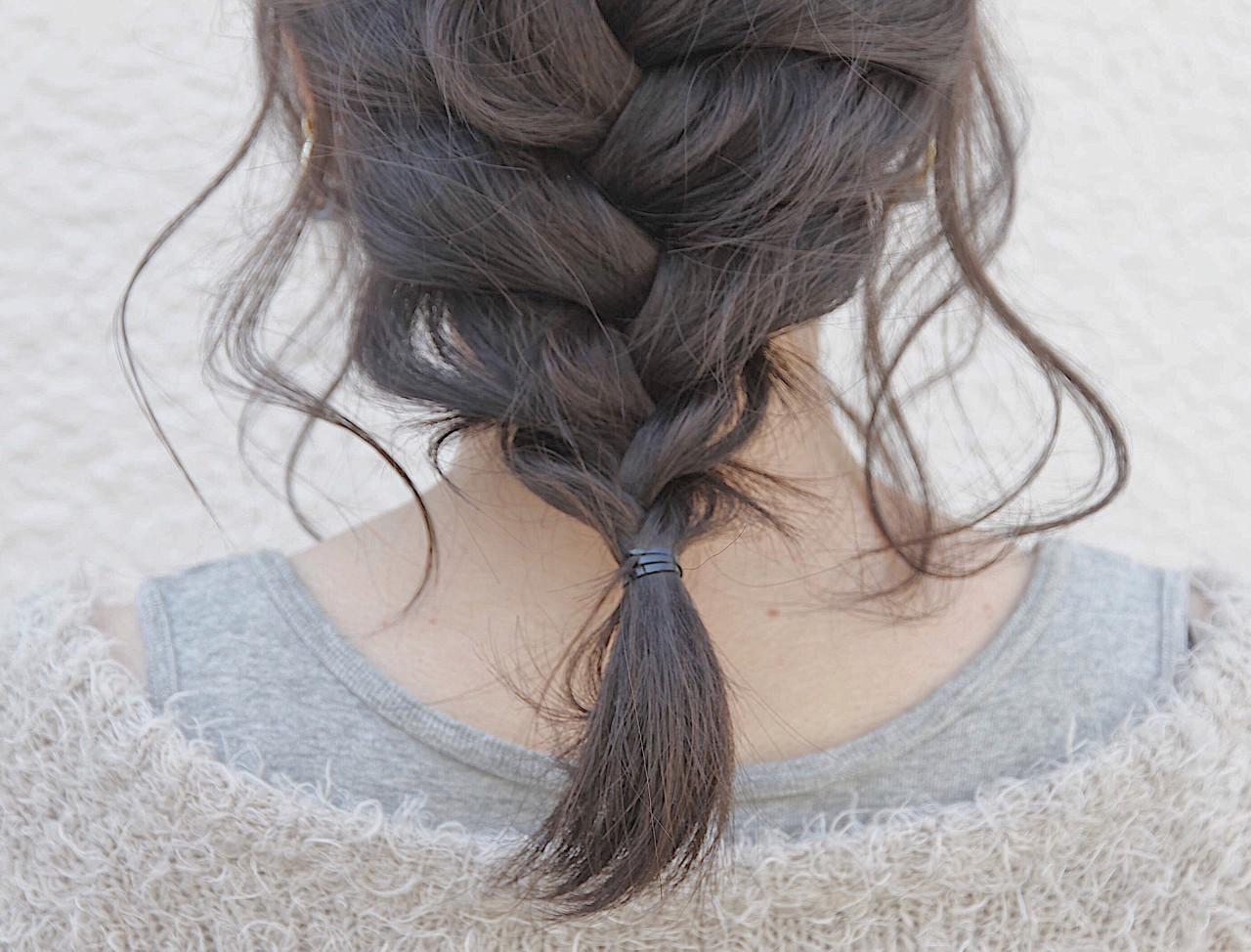 ロング ヘアアレンジ ナチュラル オフィス ヘアスタイルや髪型の写真・画像 | 槙山ユースケ/トップスタイリスト / chobii