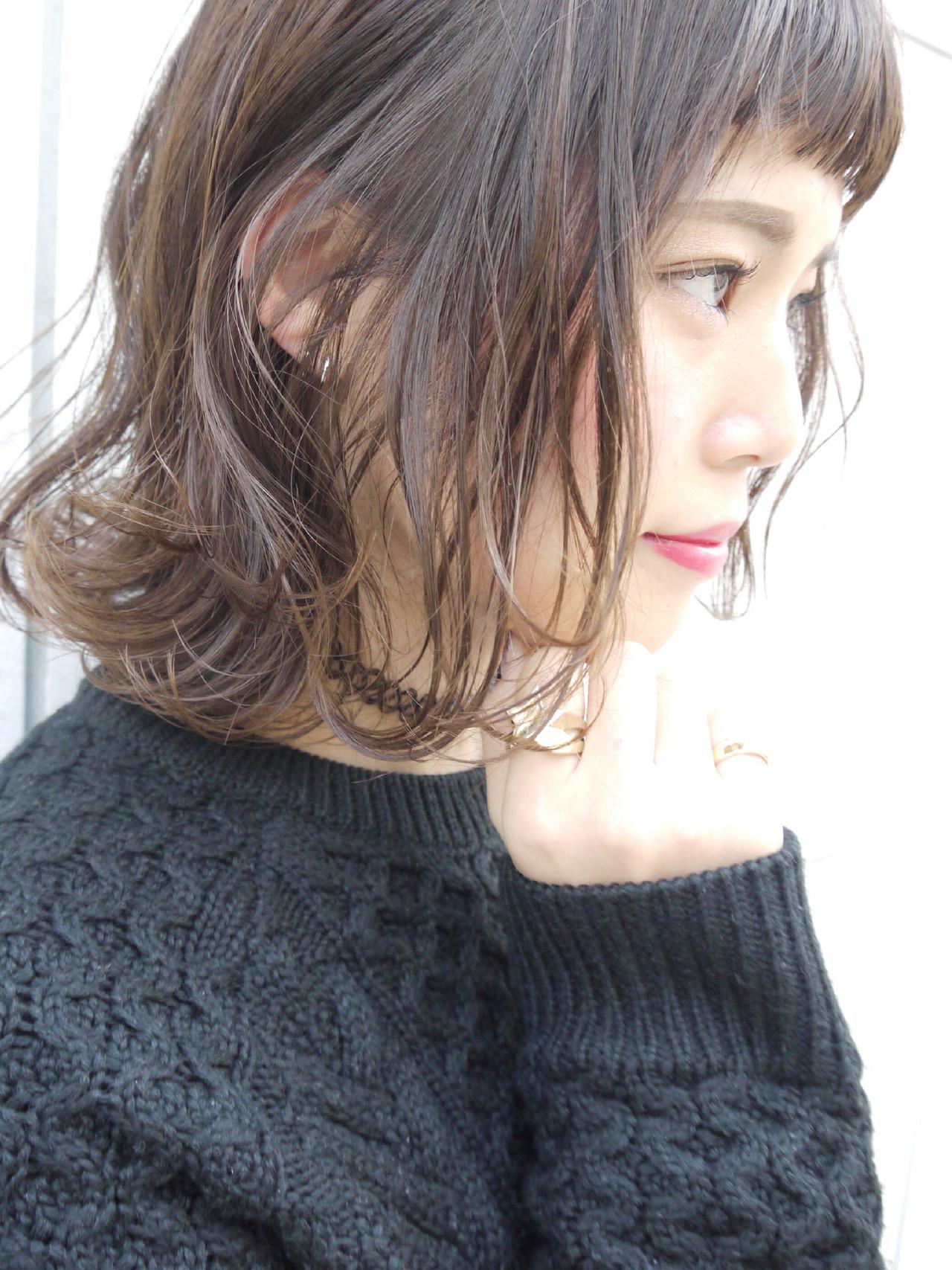 アウトドア ヘアアレンジ アンニュイほつれヘア デート ヘアスタイルや髪型の写真・画像 | Hiroさん / モリオフロムロンドン原宿本店