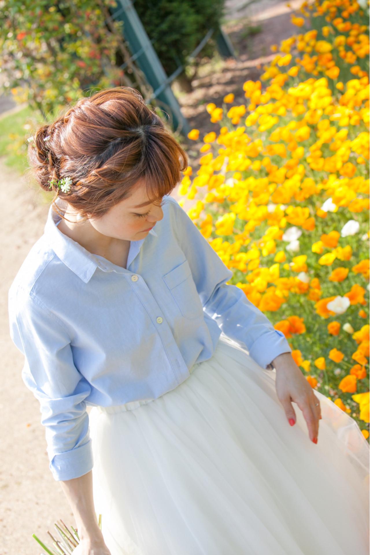 ワイドバング ロング ショート 外国人風 ヘアスタイルや髪型の写真・画像 | Higaki / アレーズエスパス|Dry Cut Japan