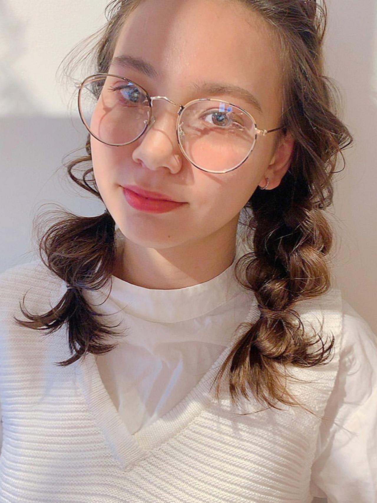ヘアアレンジ ミルクティーベージュ アンニュイほつれヘア 前髪アレンジ ヘアスタイルや髪型の写真・画像