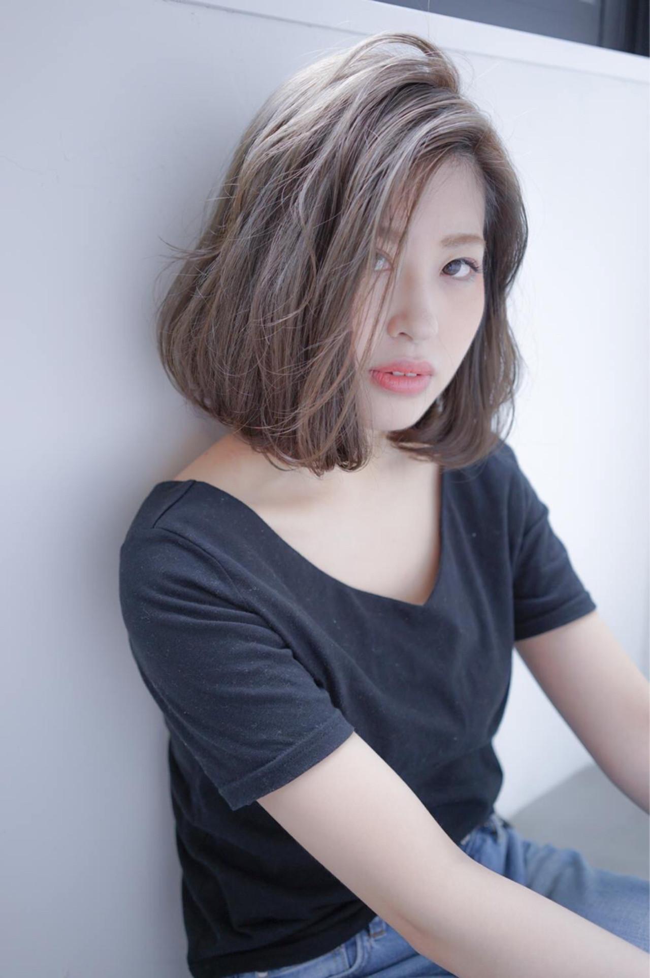 やっぱり可愛いショートボブ!ヘアスタイルに迷ったときにやりたい髪型10選 桝田 由佳