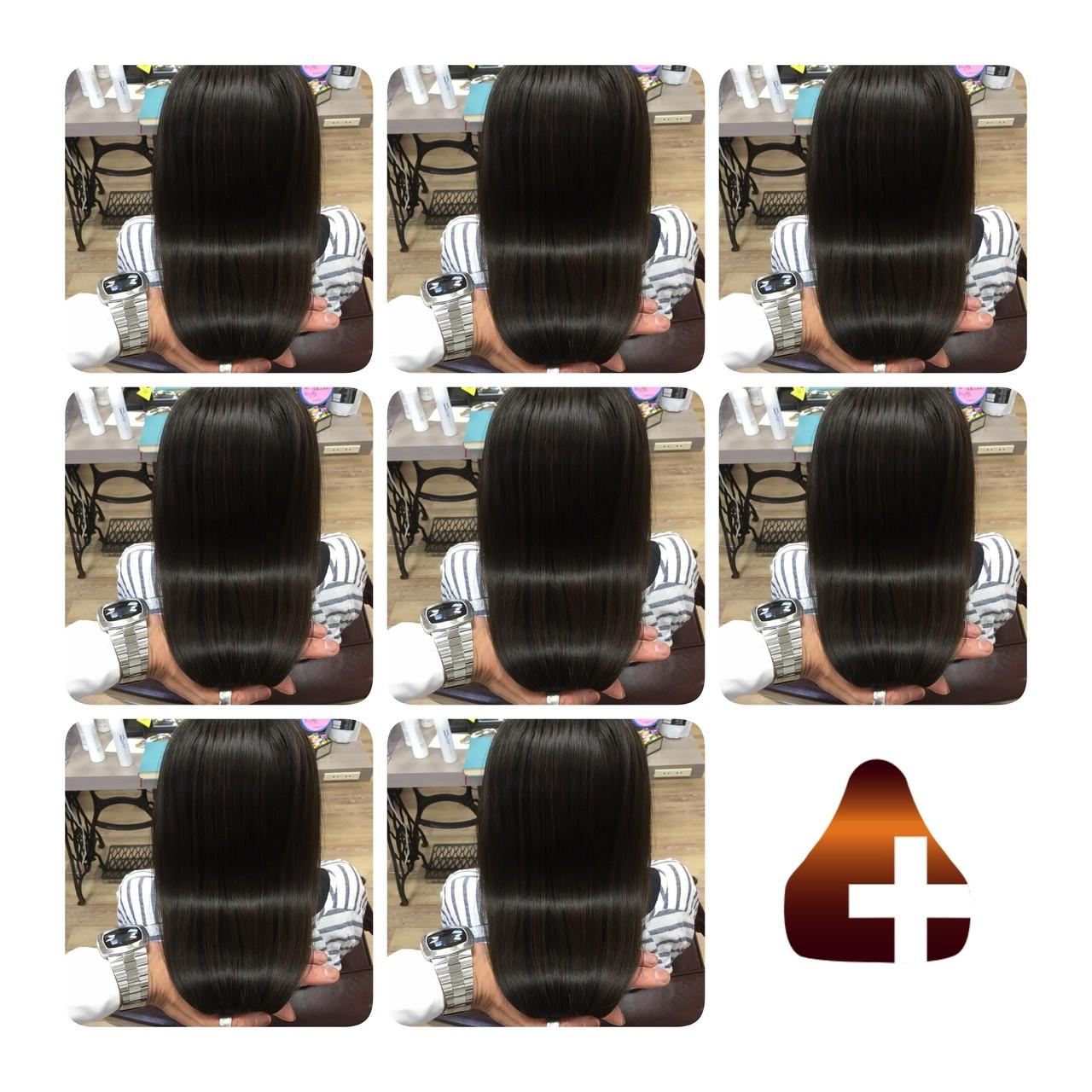 トリートメント ロング ナチュラル 髪の病院 ヘアスタイルや髪型の写真・画像   髪の病院 メディカルサロン ルーミールーム / 髪の病院メディカルサロン·ルーミールーム