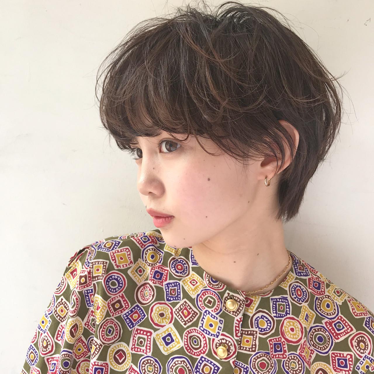 色気 ゆるふわ パーマ 外国人風 ヘアスタイルや髪型の写真・画像