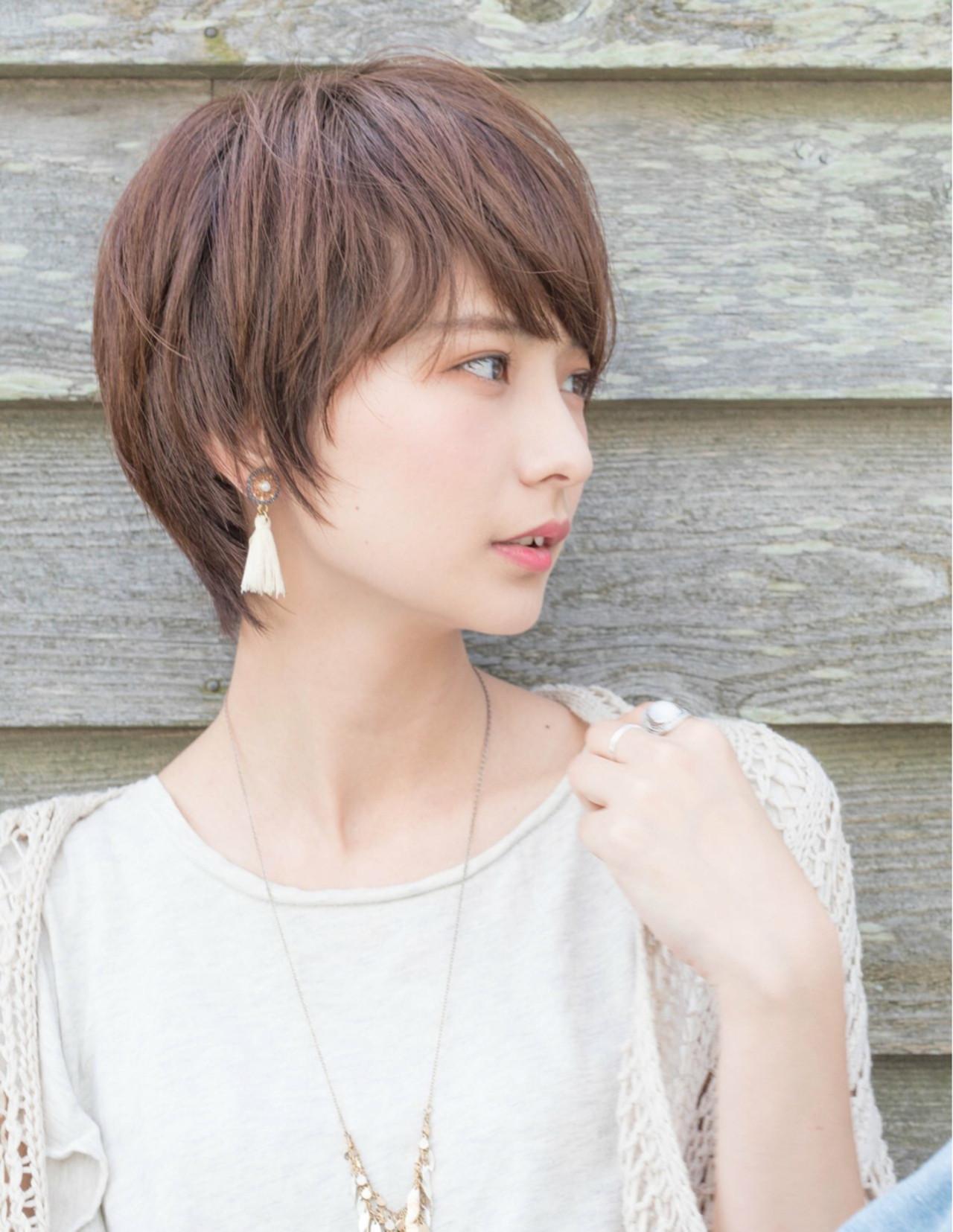抜け感 透明感 小顔 こなれ感 ヘアスタイルや髪型の写真・画像 | Fringe 染谷正 / Fringe Hair Salon