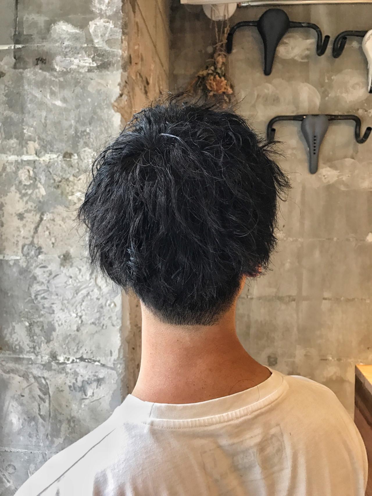 坊主 ショート ストリート ボーイッシュ ヘアスタイルや髪型の写真・画像 | PEDAL / PEDAL