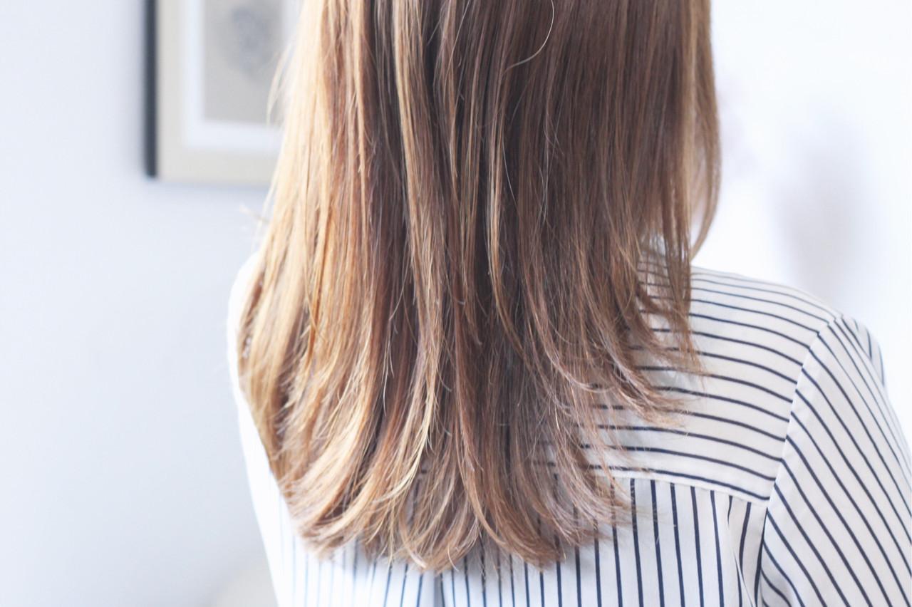 ナチュラル アッシュグレージュ グレージュ ミルクティーグレージュ ヘアスタイルや髪型の写真・画像 | creap / creap