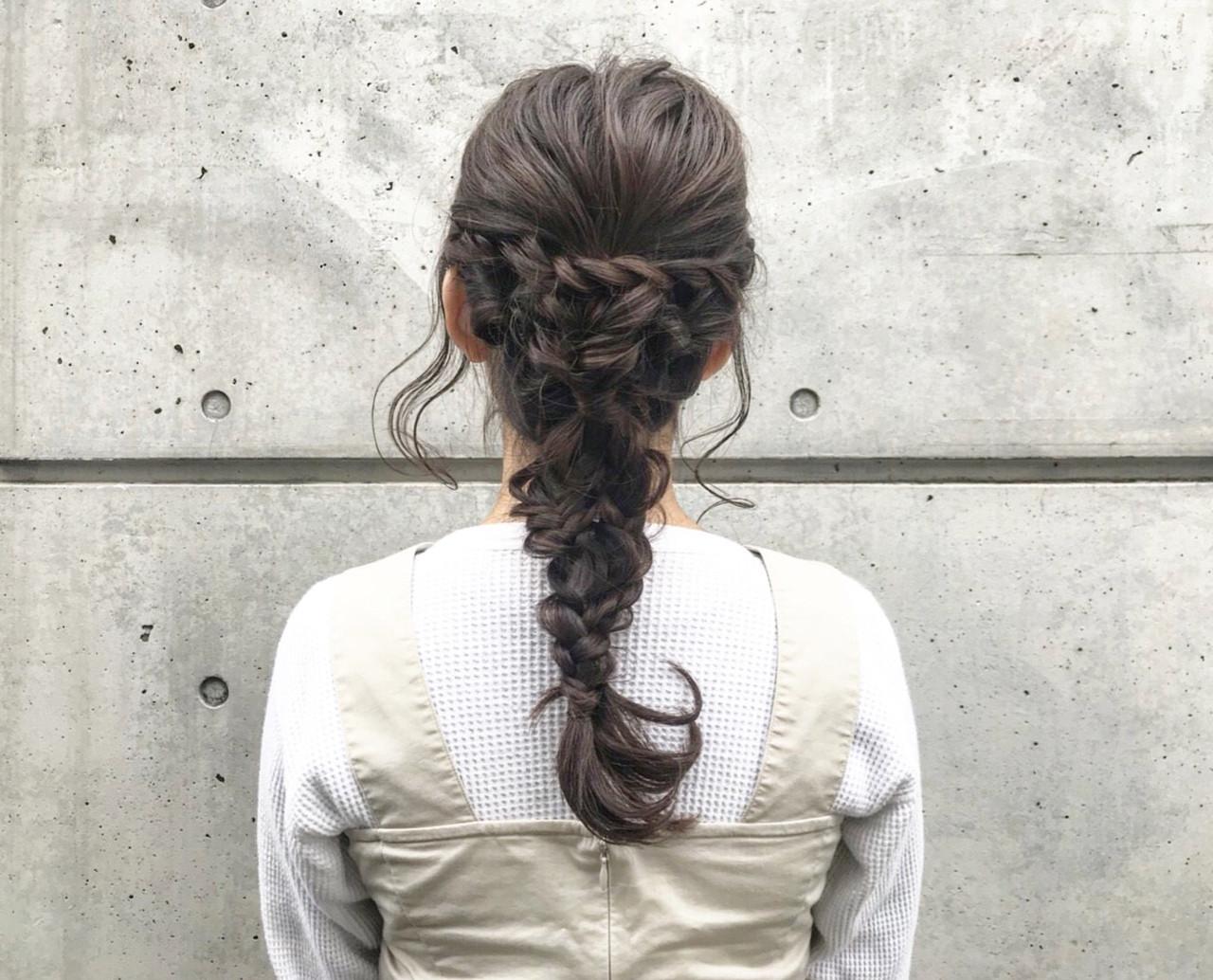 ナチュラル 簡単ヘアアレンジ 成人式 アンニュイほつれヘア ヘアスタイルや髪型の写真・画像
