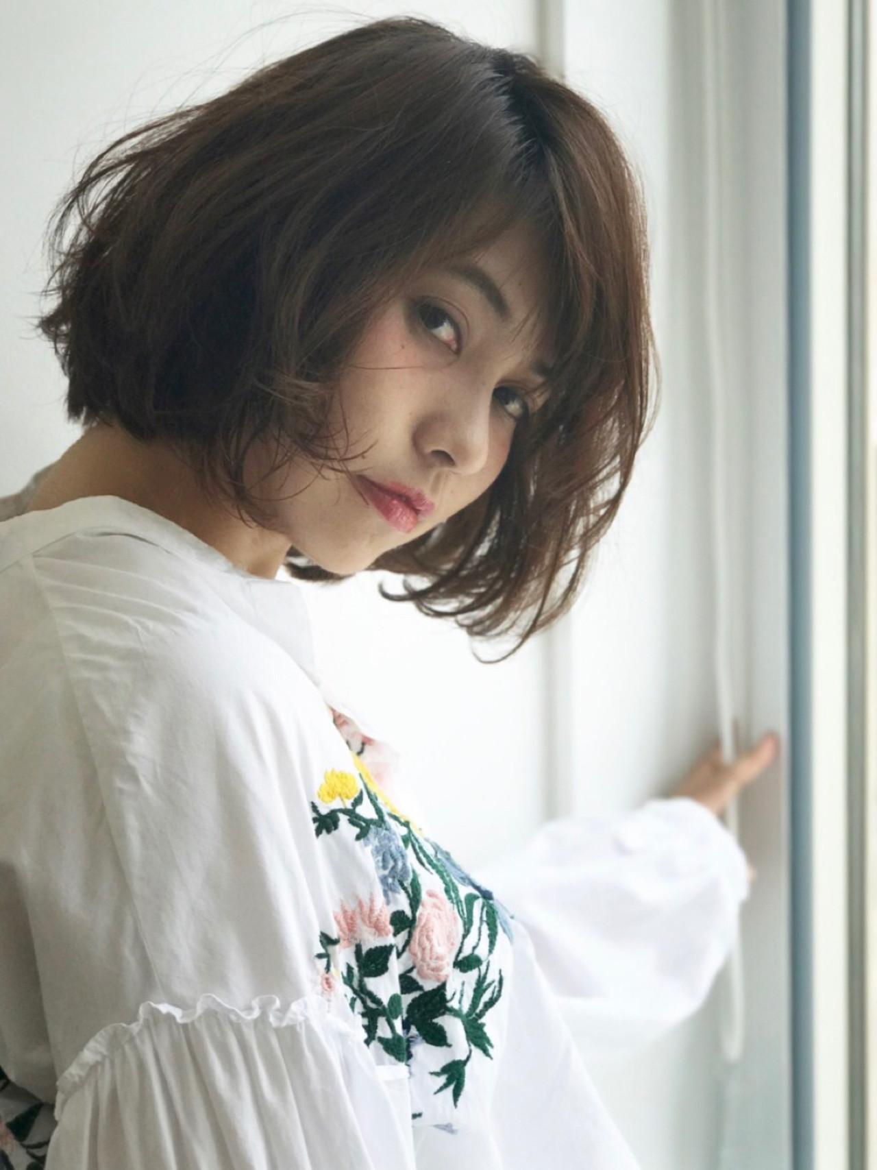 手抜きに見えないゆるさが魅力♡敏腕美容師さんおすすめ最新「抜け感ヘア」 大山隼世