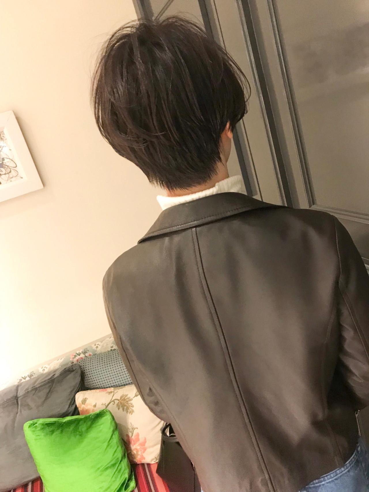 オフィス フェミニン ナチュラル 透明感 ヘアスタイルや髪型の写真・画像   yumiko/sapporoSKNOW / SKNOW