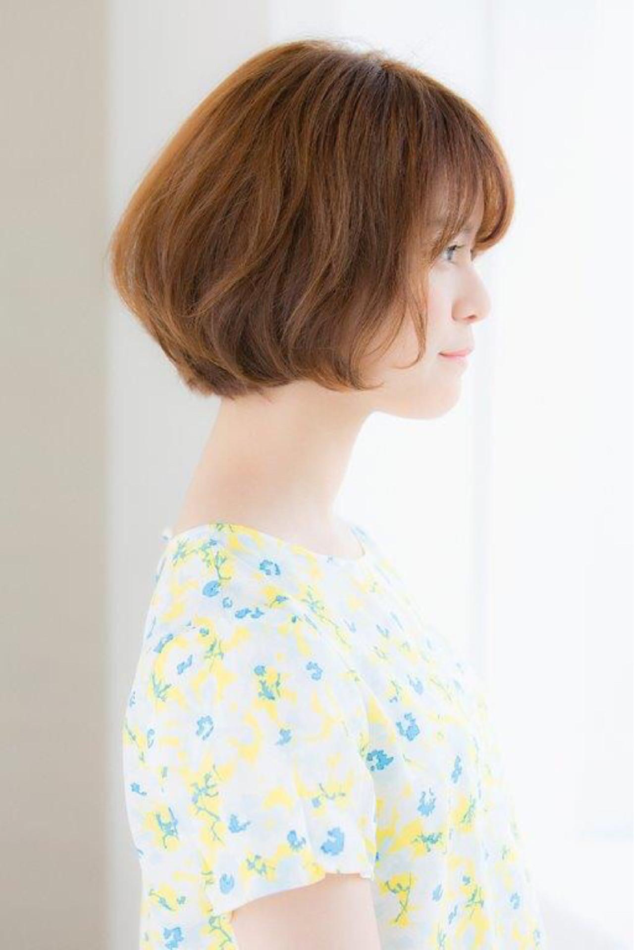 オフィス アウトドア ロブ デート ヘアスタイルや髪型の写真・画像 | 松下哲史 / Ramie omotesando