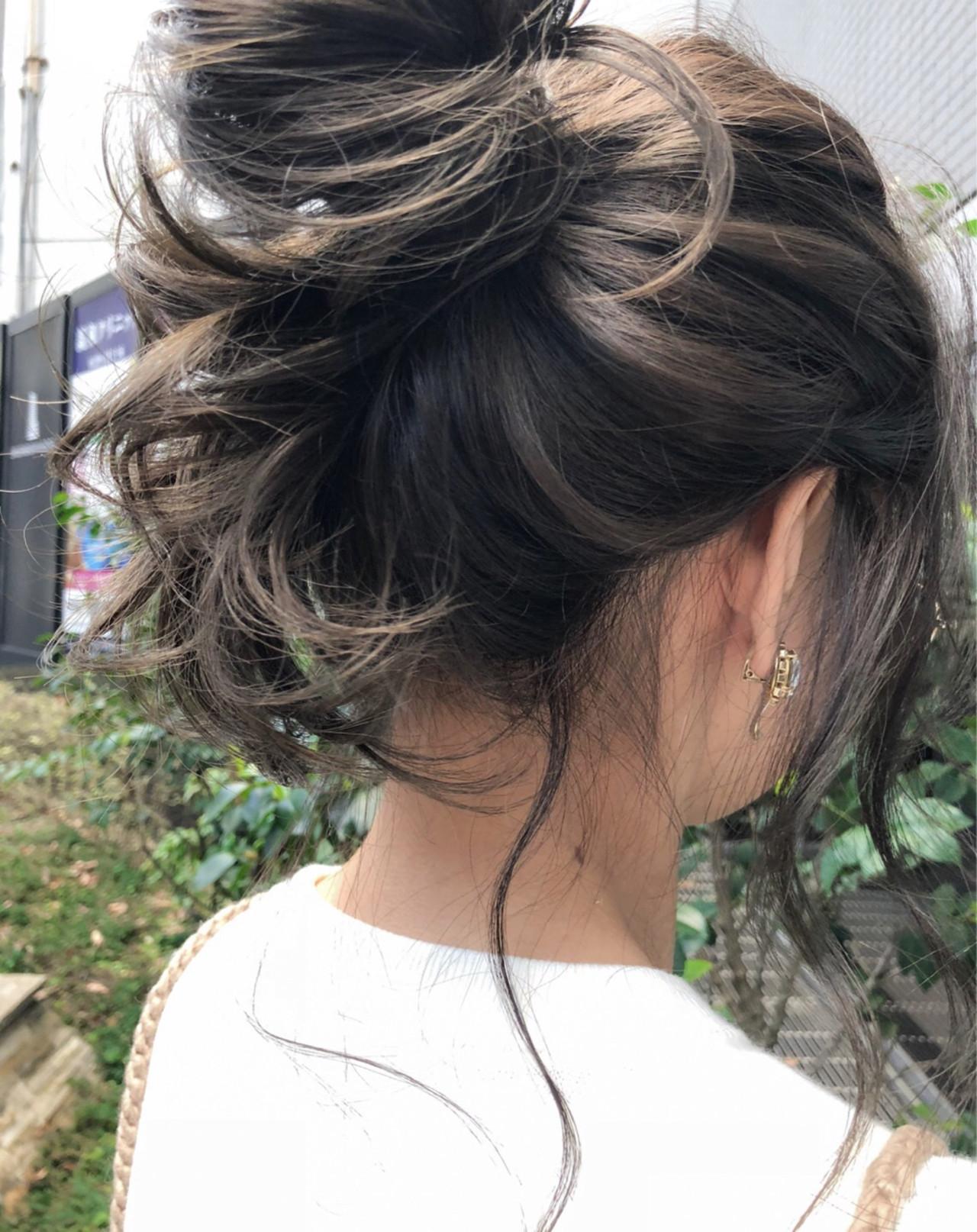 パーティ ショート フェミニン 結婚式 ヘアスタイルや髪型の写真・画像