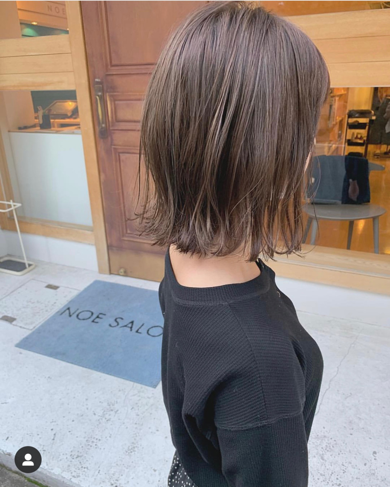 ショートボブ ボブ ナチュラル ベリーショート ヘアスタイルや髪型の写真・画像 | KENTO.NOESALON / NOE SALON