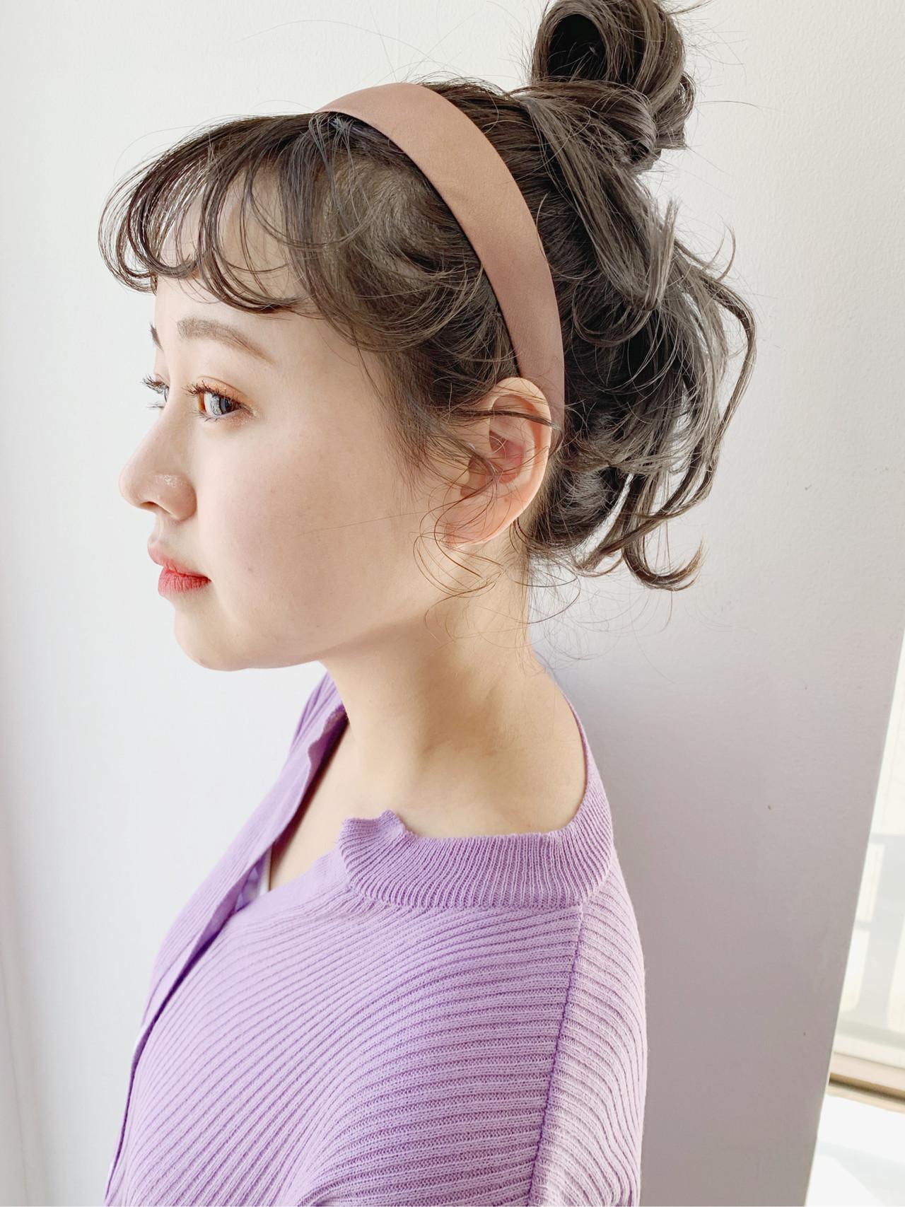梅雨&夏に便利!レングス別♡簡単アップヘアアレンジ12選