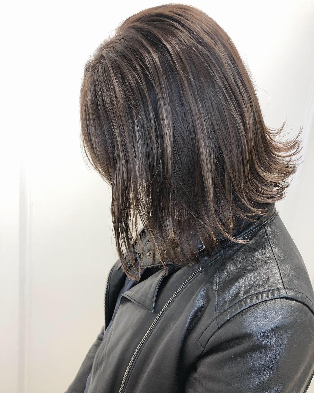 大人かわいい 切りっぱなしボブ グレージュ ミニボブ ヘアスタイルや髪型の写真・画像 | 星川 喜美雄 / Euphoria 銀座三丁目