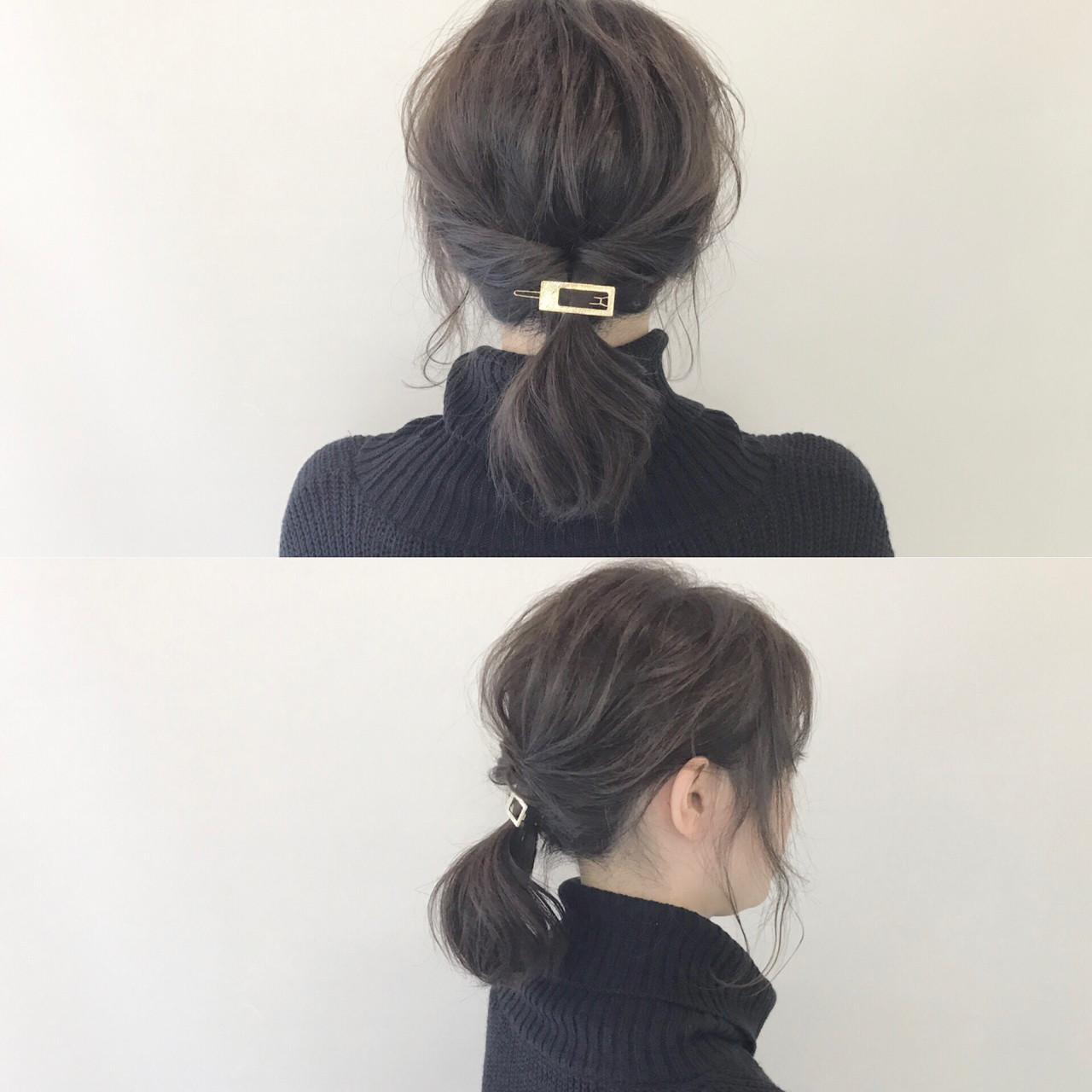 夏の予感がしたら髪型アップで出かけたい♡カジュアルアップヘアアレンジHOWTO