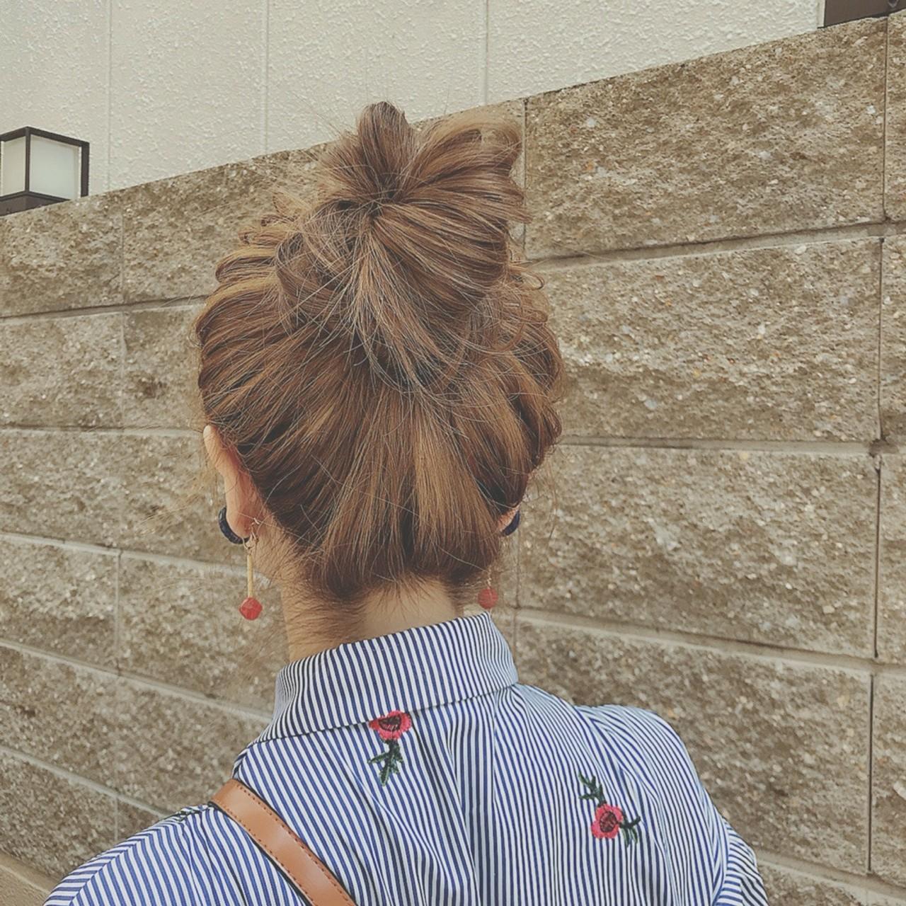 デート ゆるふわ ロング ヘアアレンジ ヘアスタイルや髪型の写真・画像