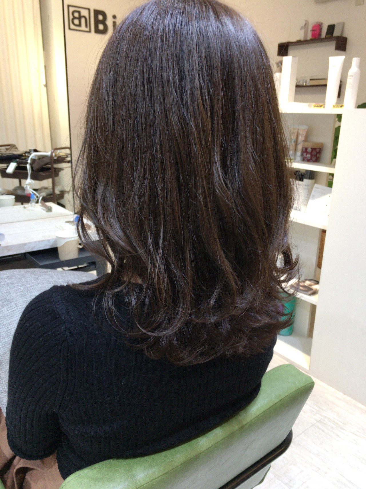 尼子卓/Hair