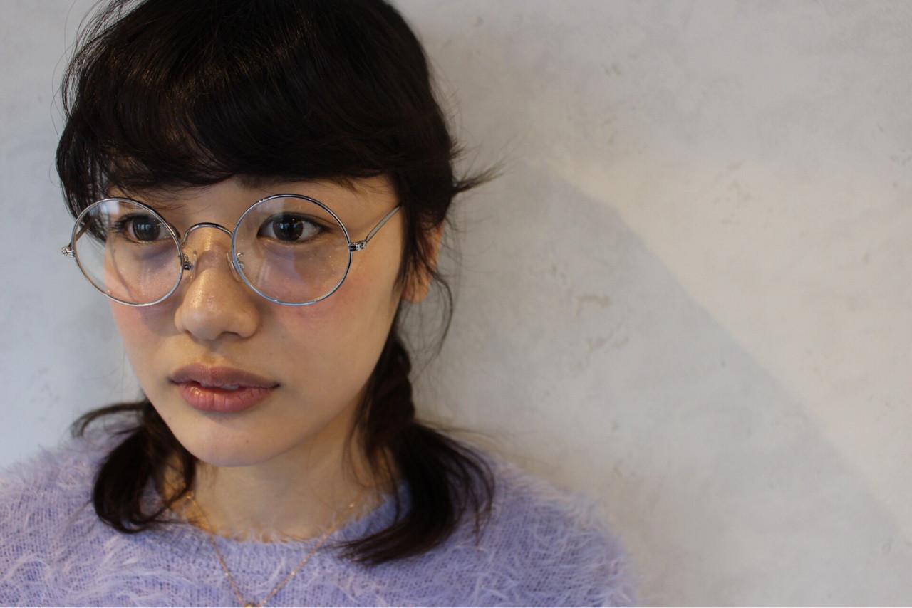パーマ 簡単 ショート ヘアアレンジ ヘアスタイルや髪型の写真・画像   伊藤 貴昭 / CACINA  カシナ