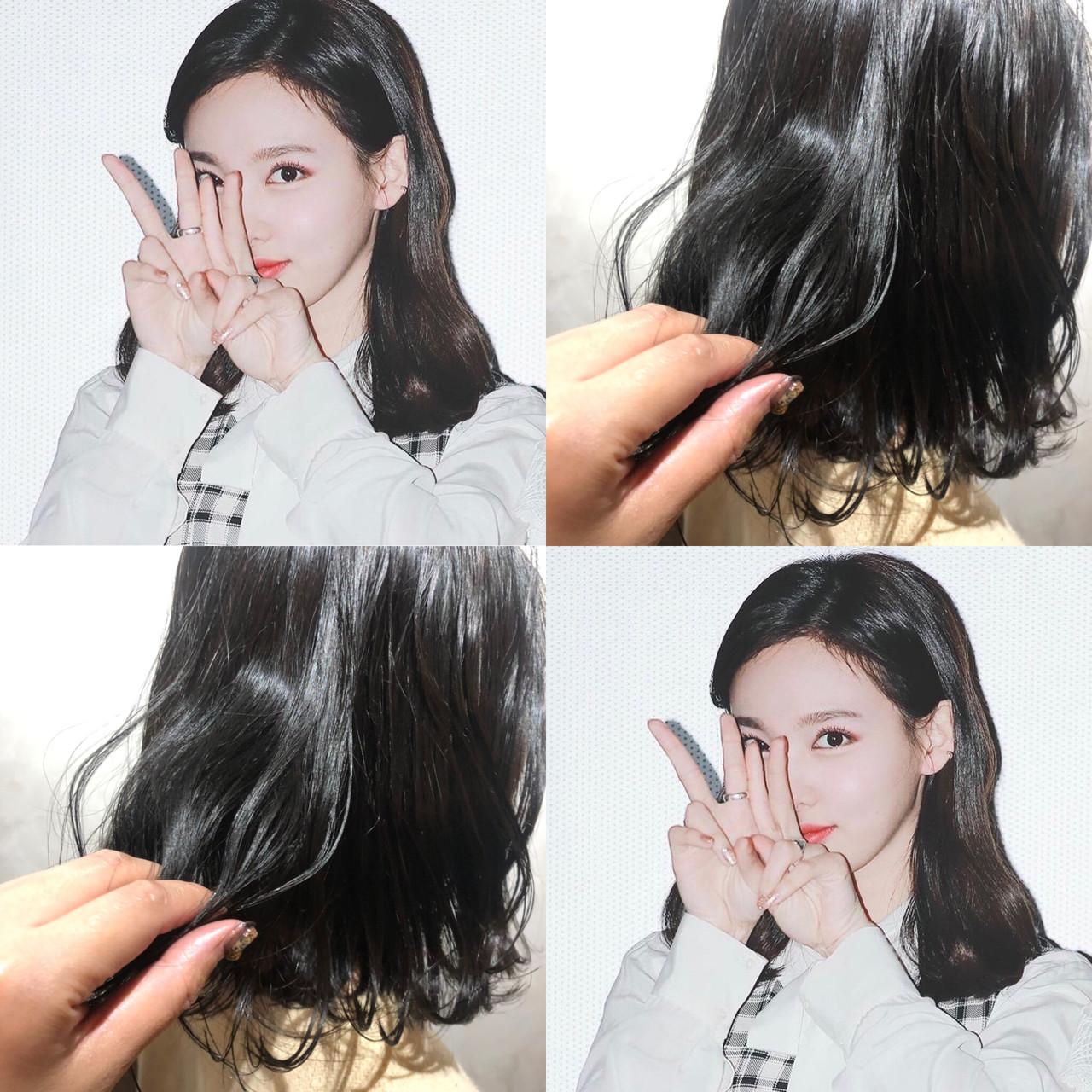 デート ヘアアレンジ ボブ 簡単ヘアアレンジ ヘアスタイルや髪型の写真・画像 | 犬島麻姫子 / fosta