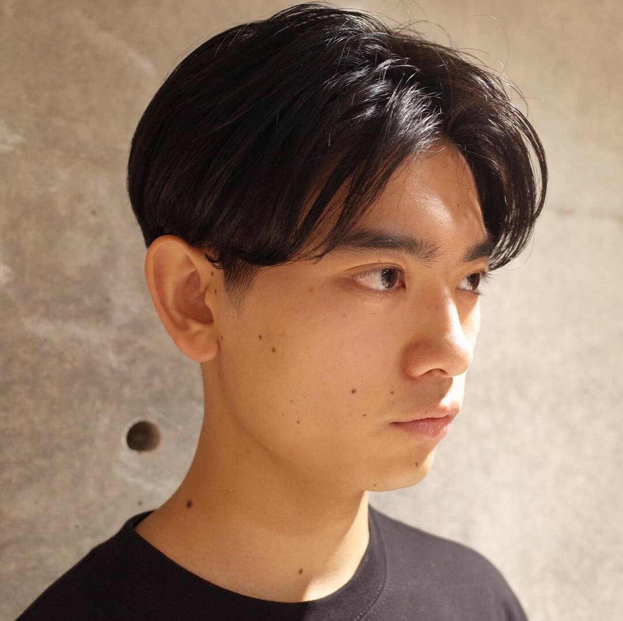 ボーイッシュ ストリート メンズ 坊主 ヘアスタイルや髪型の写真・画像 | 刈り上げ・2ブロック専門美容師 ヤマモトカズヒコ / MEN'S GROOMING SALON AOYAMA by kakimoto arms