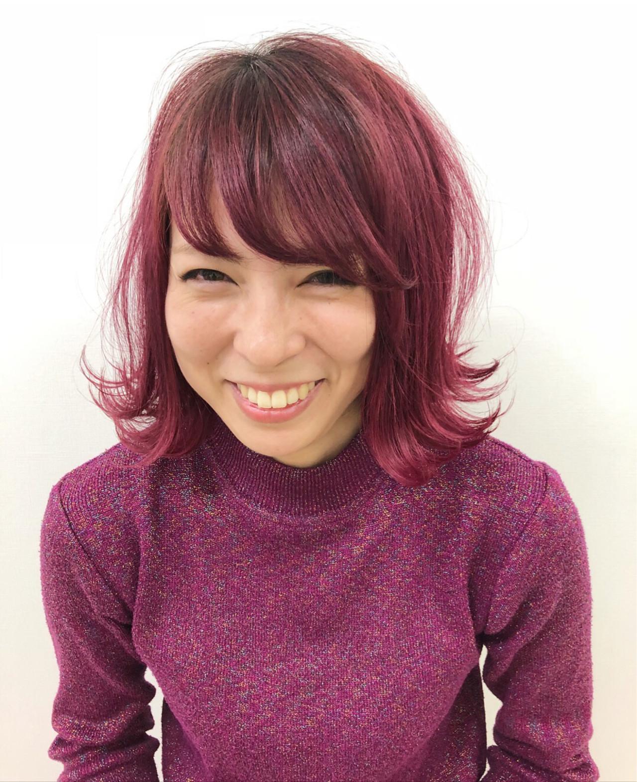 グラデーションカラー アンニュイ ガーリー ヘアアレンジ ヘアスタイルや髪型の写真・画像