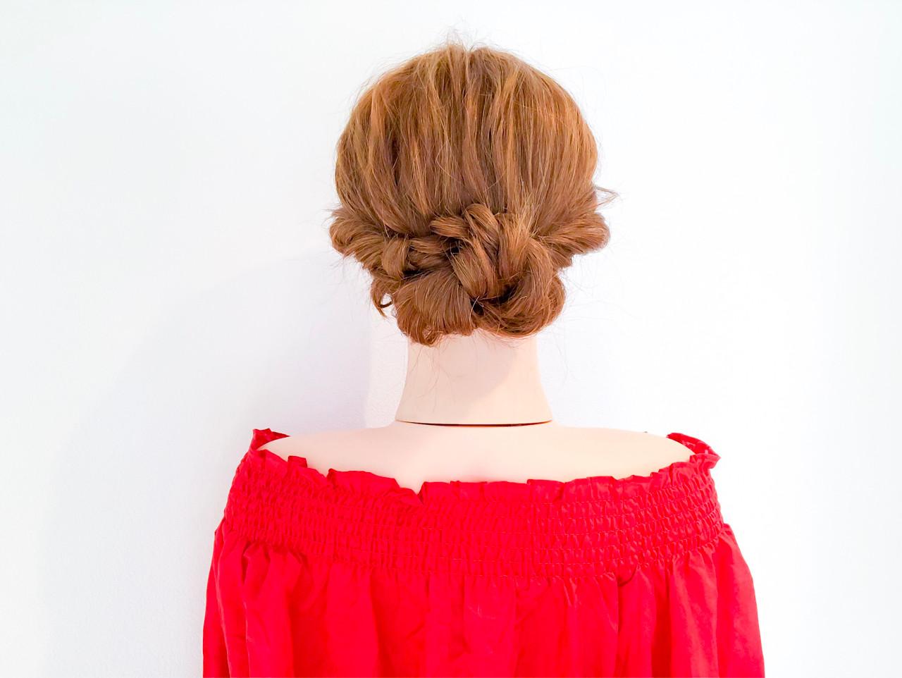 アウトドア デート オフィス ヘアアレンジ ヘアスタイルや髪型の写真・画像 | 美容師HIRO/Amoute代表 / Amoute/アムティ