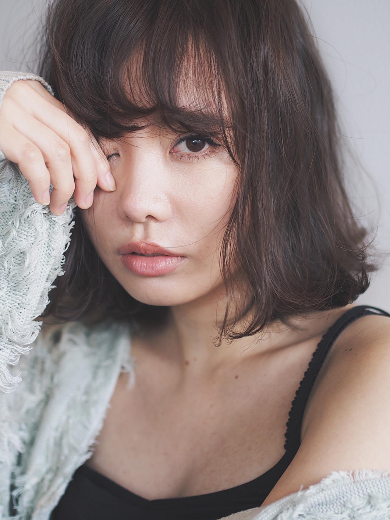 大人かわいい ナチュラル 色気 ゆるふわ ヘアスタイルや髪型の写真・画像 | Natsuko Kodama 児玉奈都子 / dydi