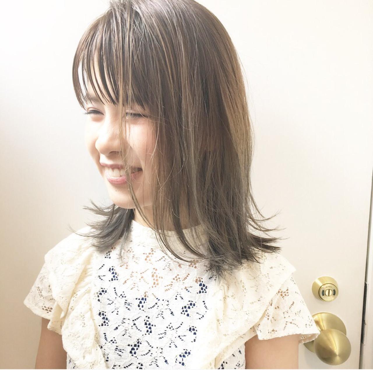 ブラントBOB × ミントアッシュグラデ☆
