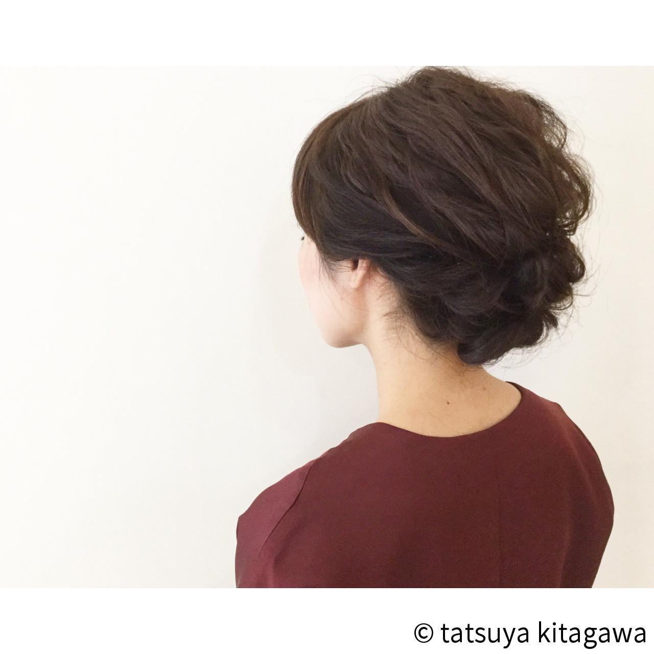 外国人風 簡単ヘアアレンジ ヘアアレンジ 結婚式 ヘアスタイルや髪型の写真・画像