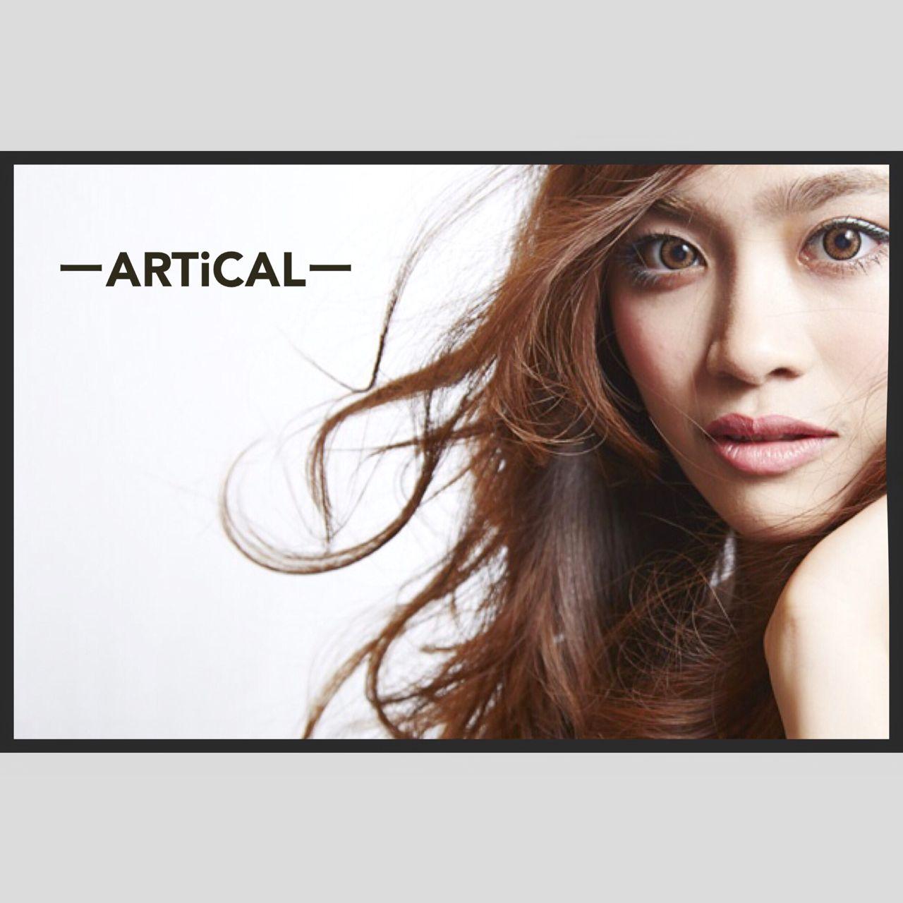 ストリート ロング 暗髪 モテ髪 ヘアスタイルや髪型の写真・画像   中山 博文/ARTiCAL hair salon / ARTiCAL hair salon
