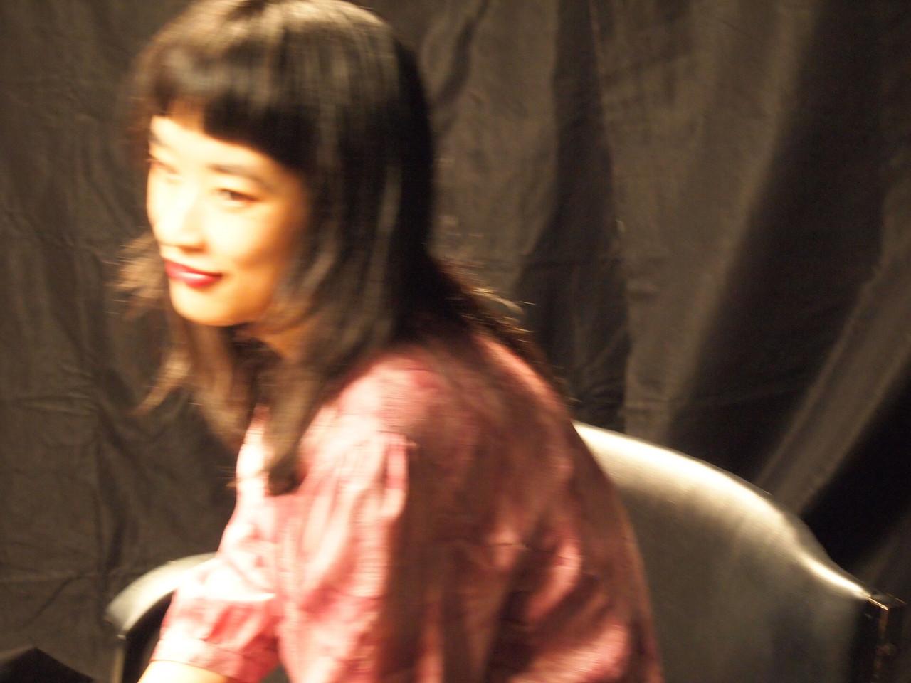 アンニュイ モード 黒髪 ナチュラル可愛い ヘアスタイルや髪型の写真・画像 | 海青 / D.D