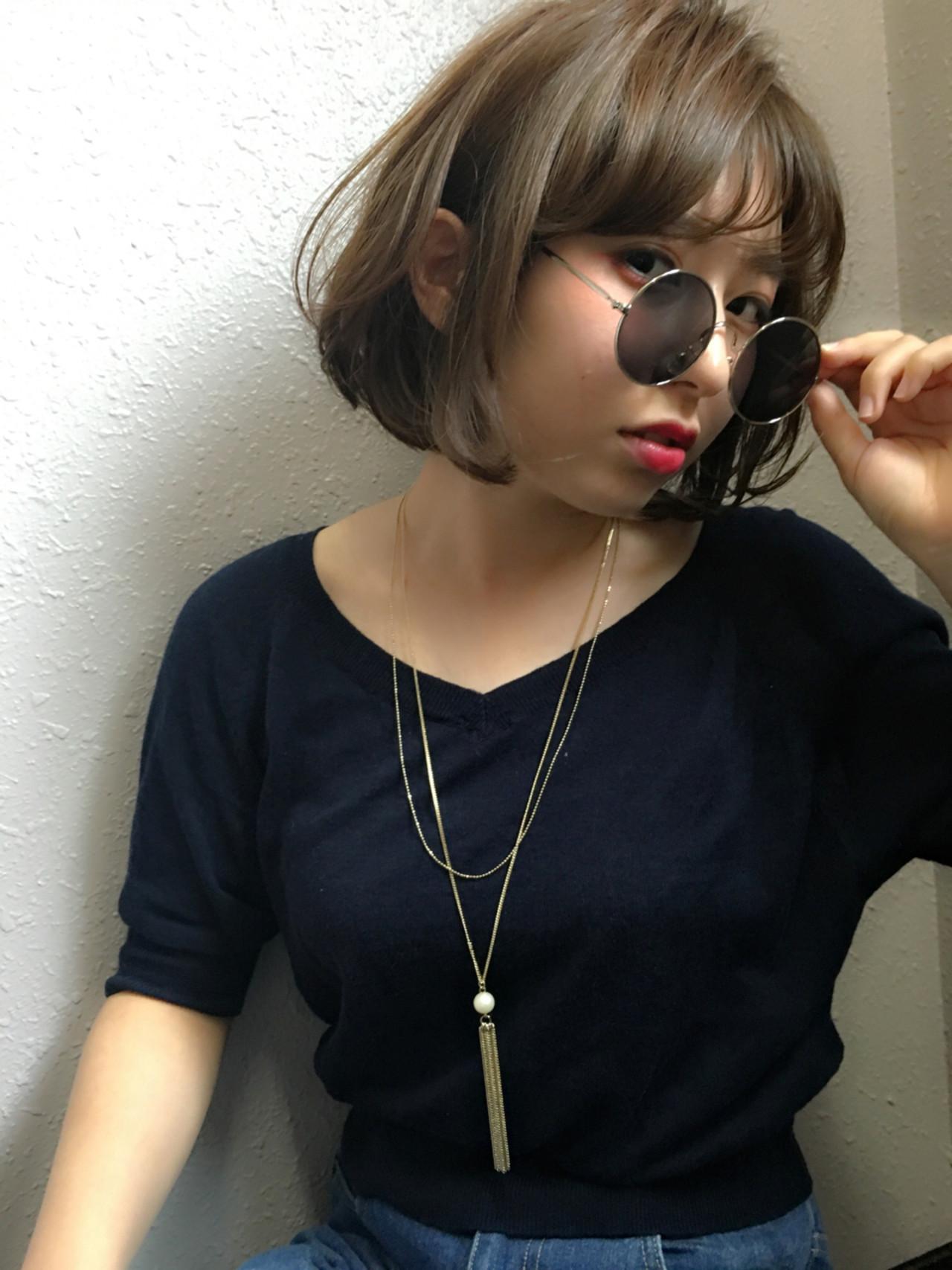 外国人風 ストリート パーマ アッシュ ヘアスタイルや髪型の写真・画像 | 浜田敦史 / アマンドール