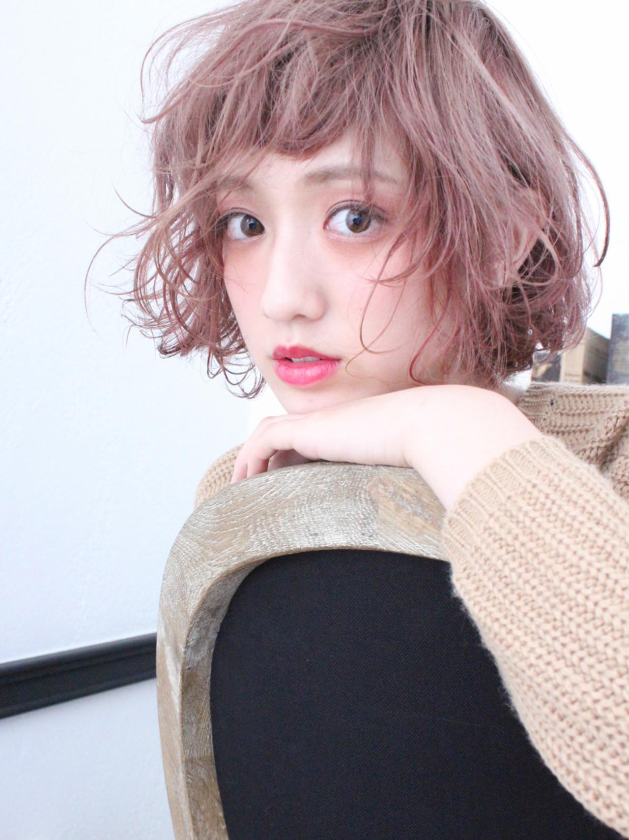 色気 冬 ナチュラル ゆるふわ ヘアスタイルや髪型の写真・画像   上田智久 / ooit 福岡 天神 / ooit